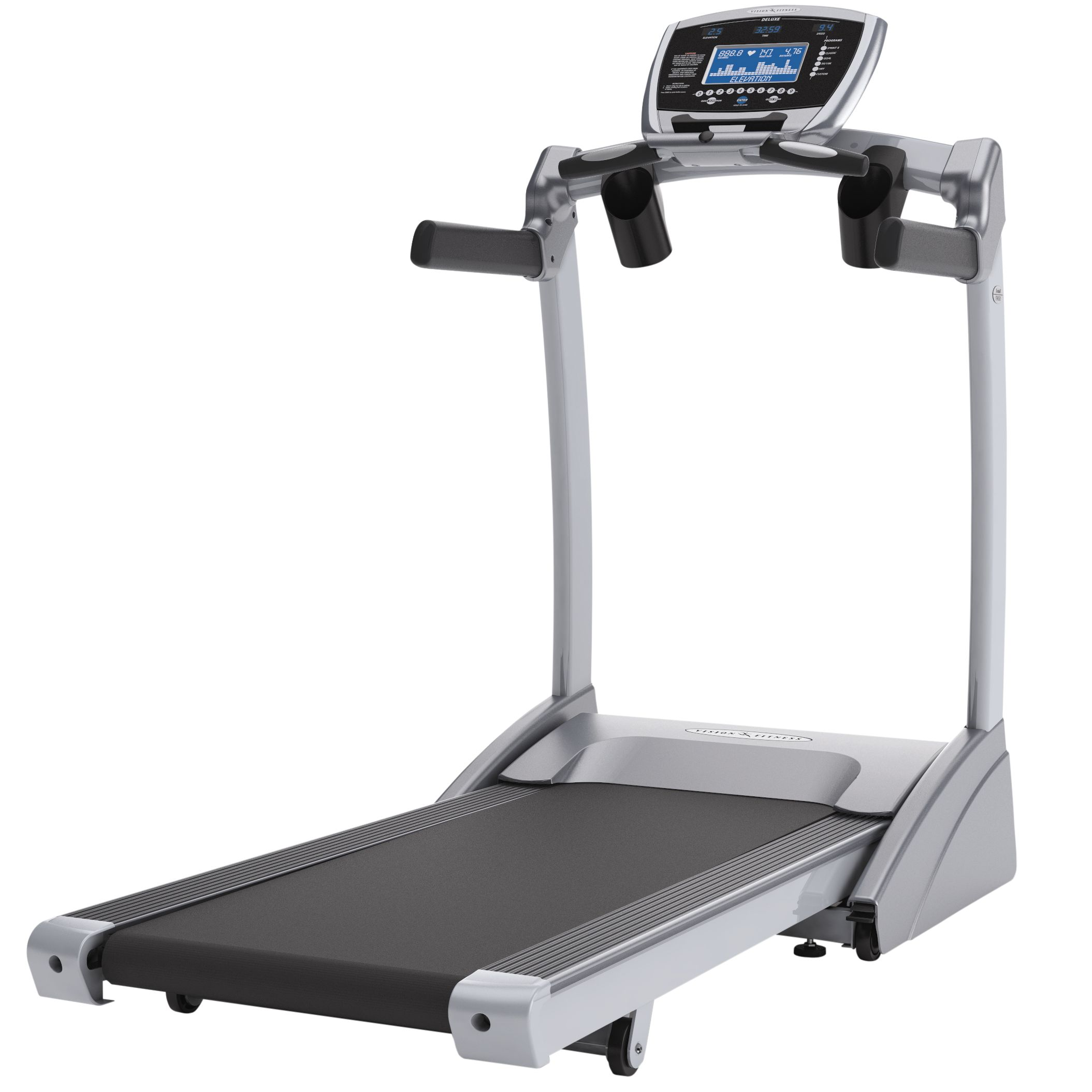 T9550HRT Folding Treadmill with