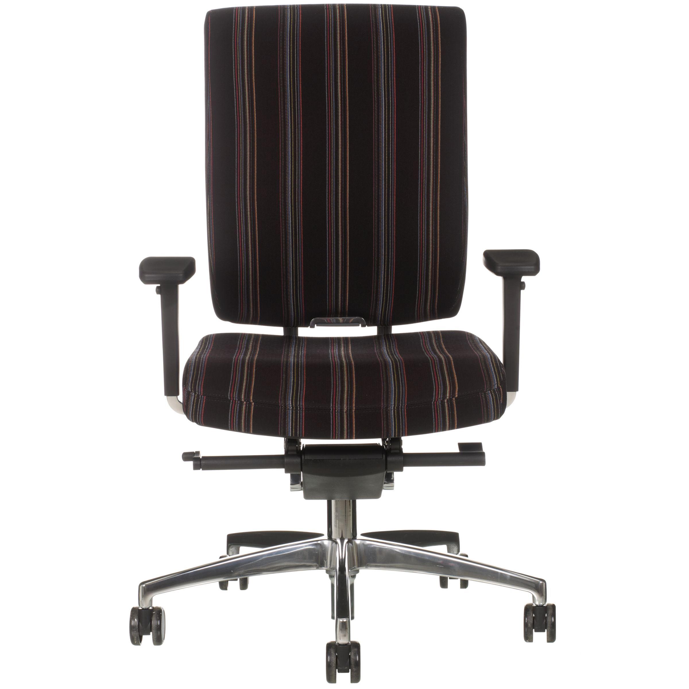 Boss Design Sona Office Chair, Black Herringbone