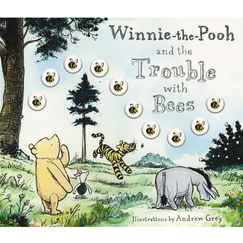John Lewis Winnie The Pooh And The Trouble With Bees