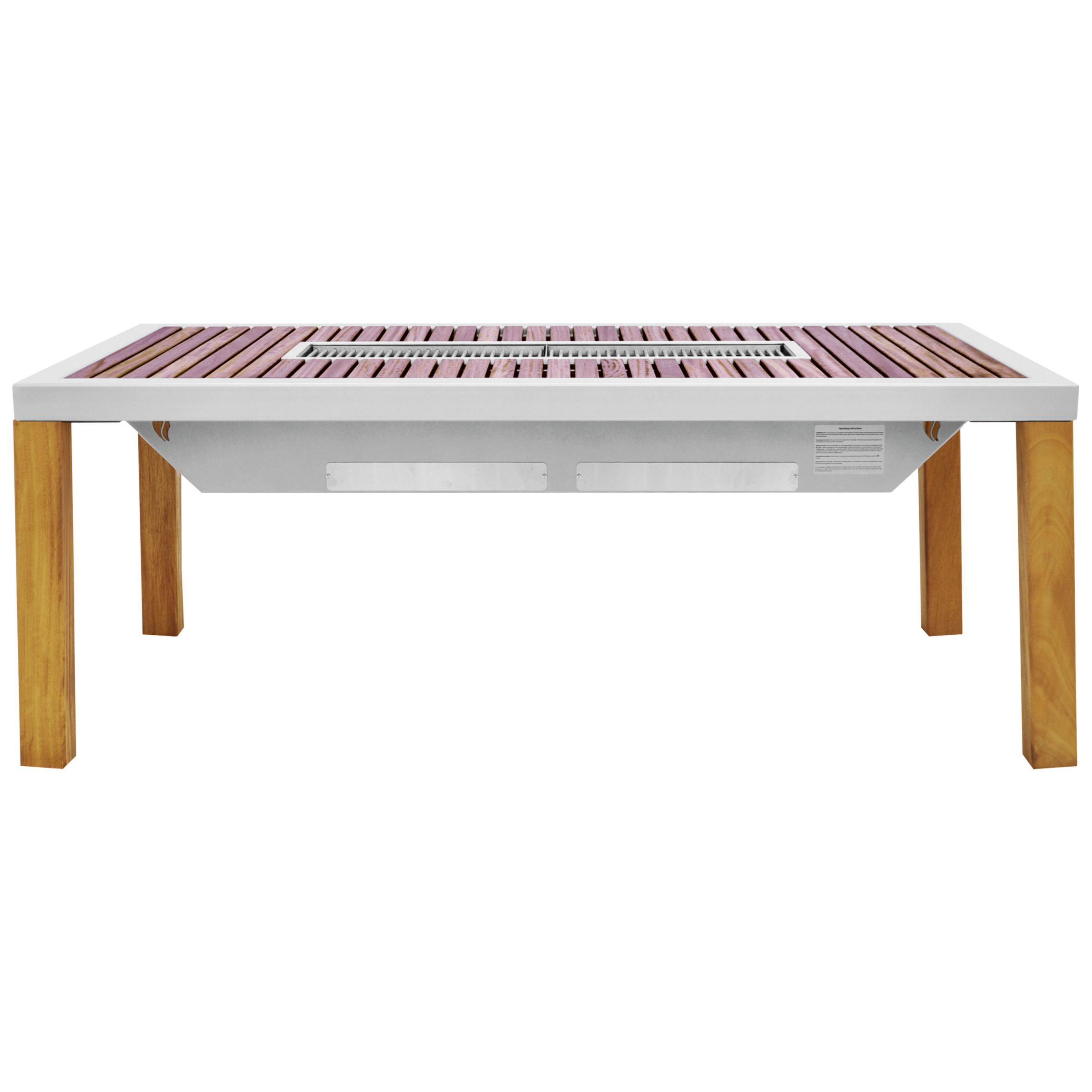 Cole Henley 6 Seater Barbecue Table