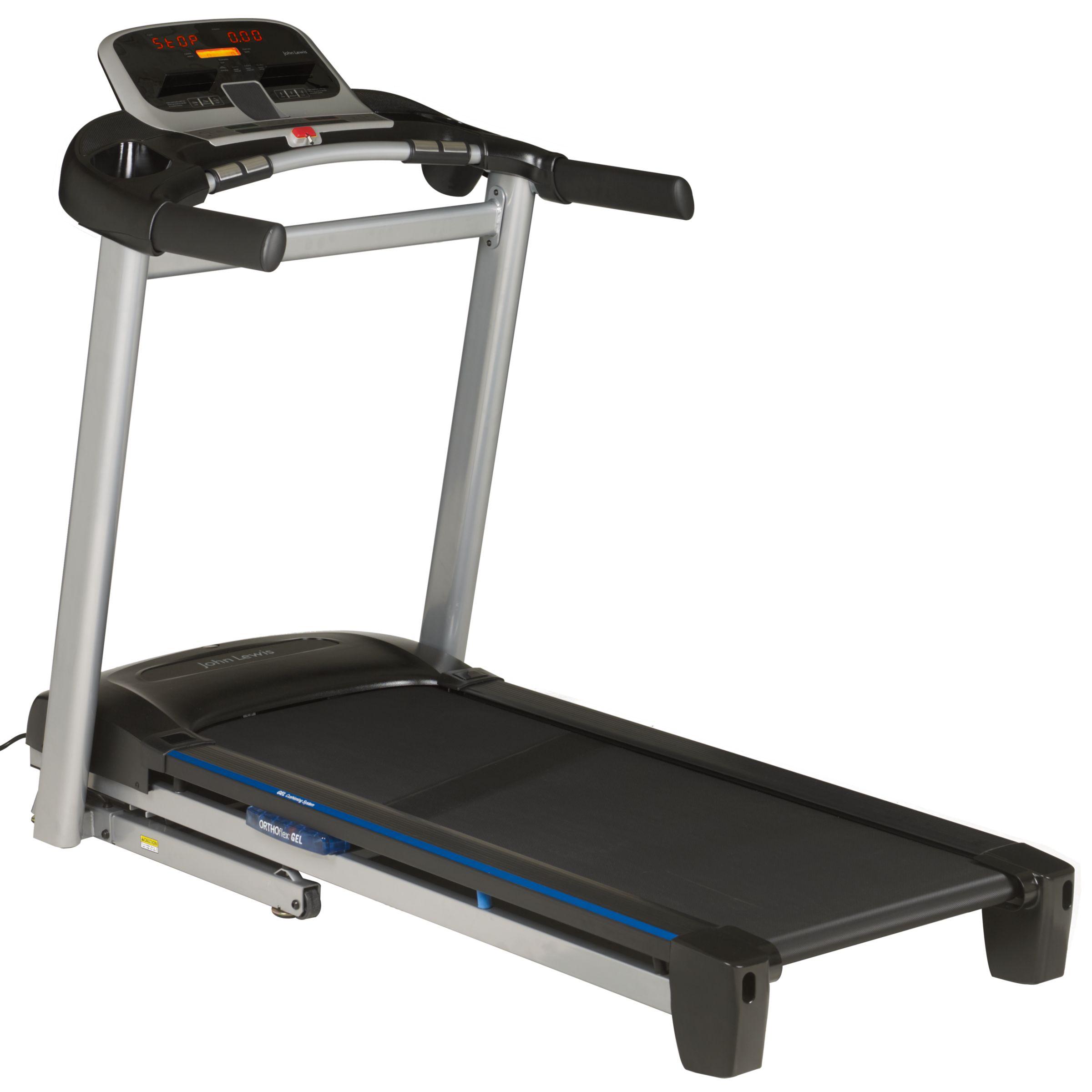 Goplus Treadmill Desk: John Lewis TR3 Folding Treadmill