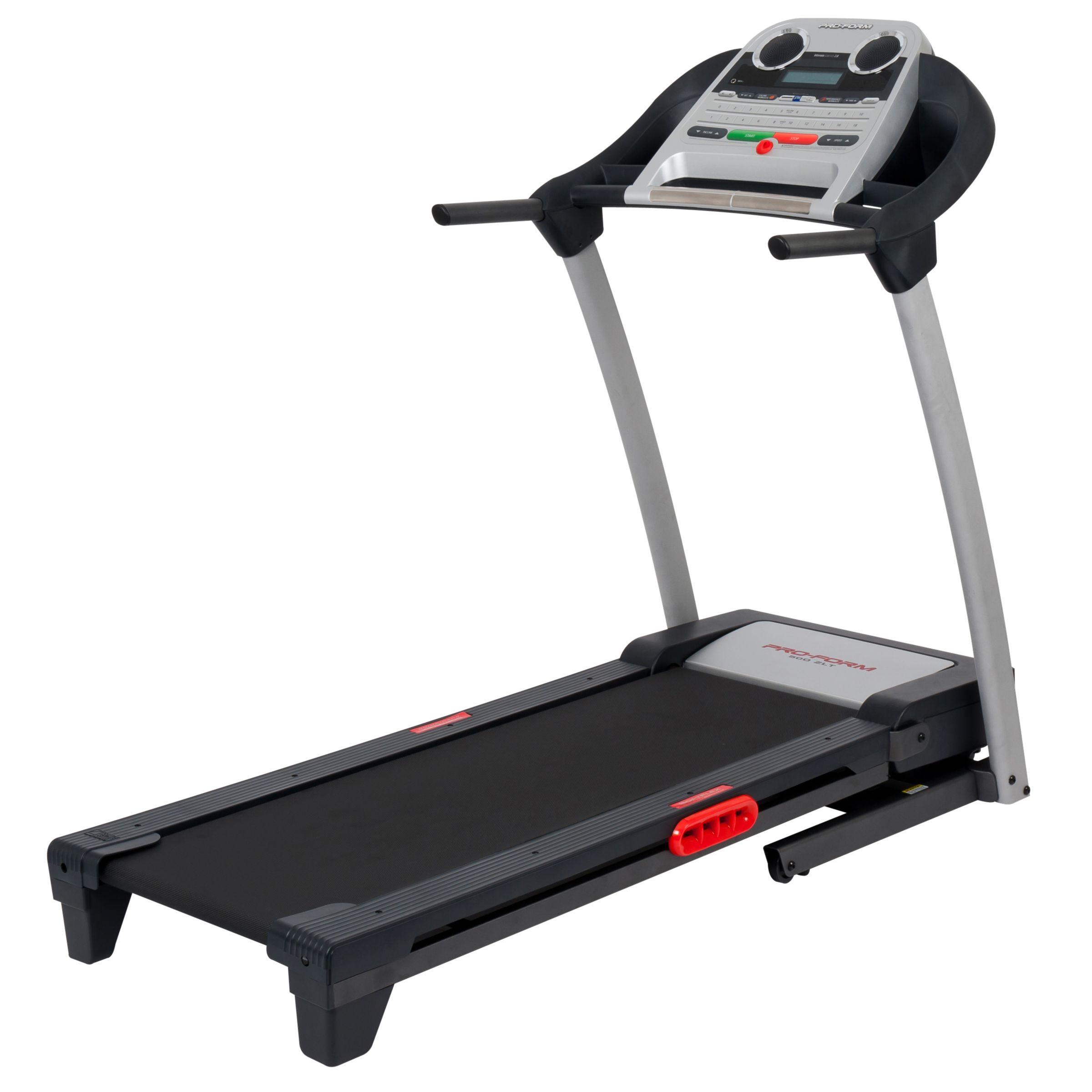 Proform Treadmill Keeps Stopping: ProForm 500 ZLT Folding Treadmill