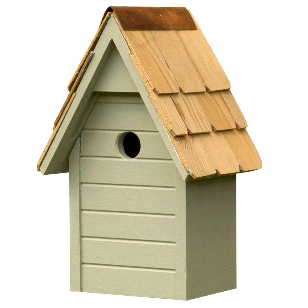 Sparrow & Finch Grosvenor Bird House, Pigeon