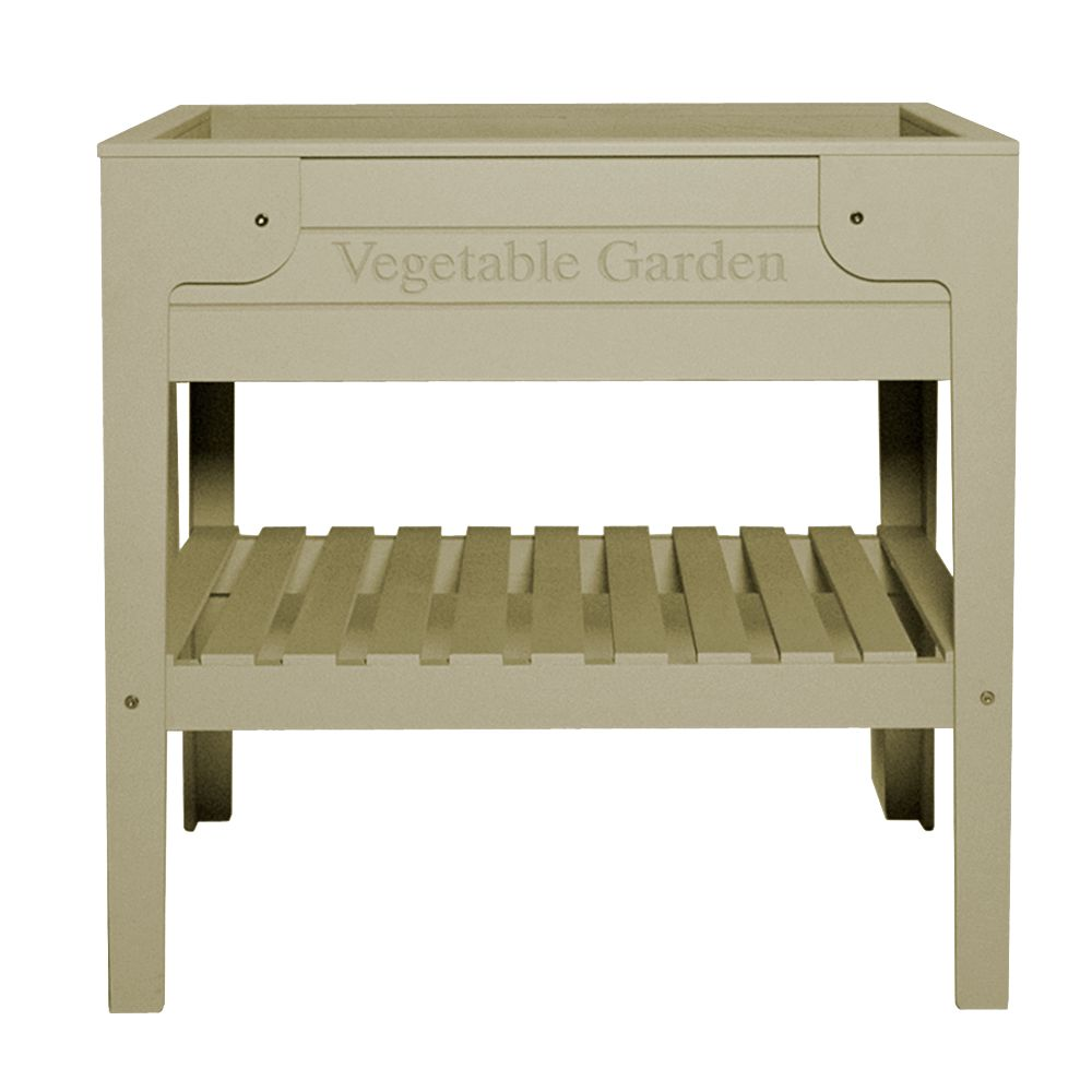 Sparrow & Finch Living Larder Large Vegetable Garden, French Grey