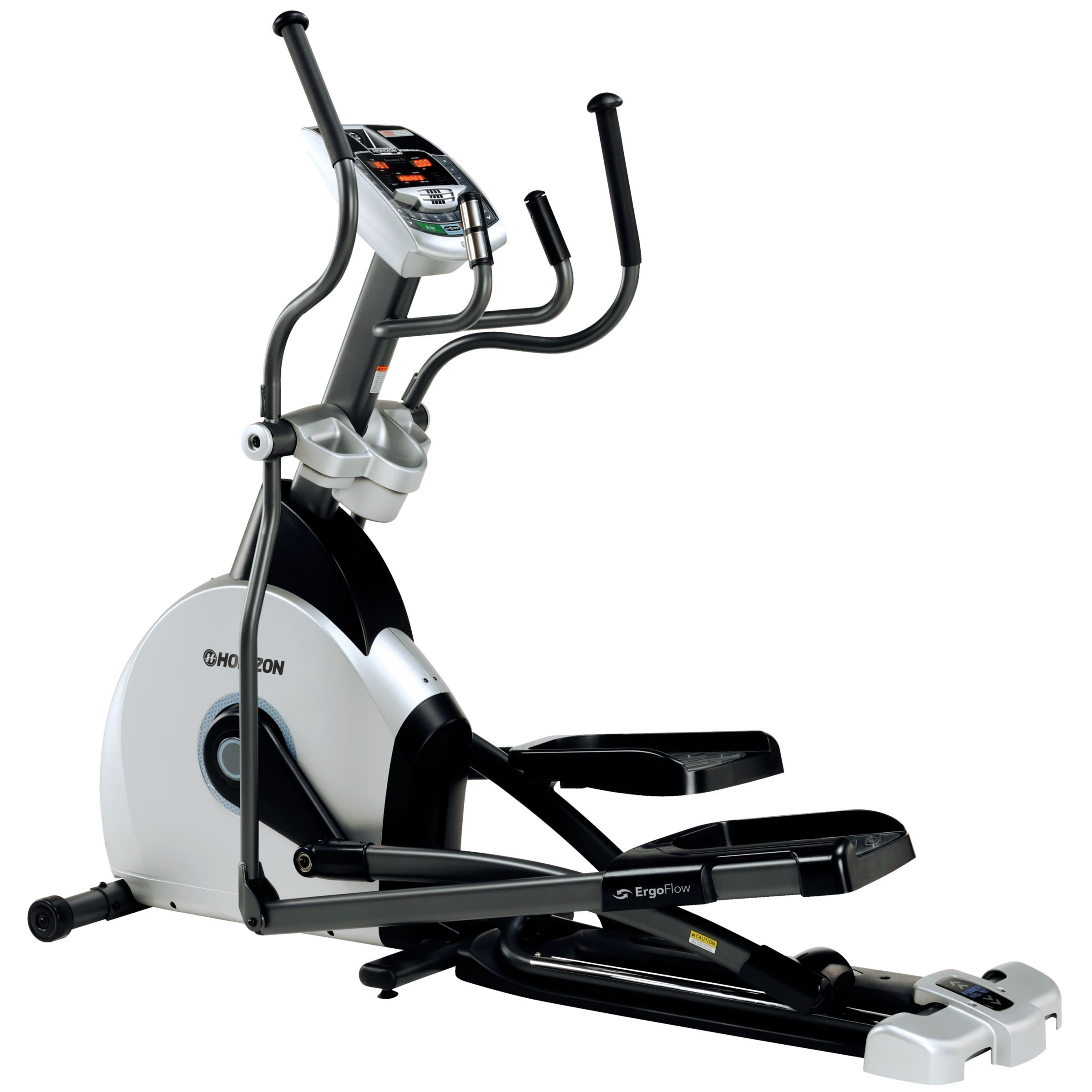 Horizon Elliptical Trainer: Horizon Traverse 6 Elliptical Cross Trainer