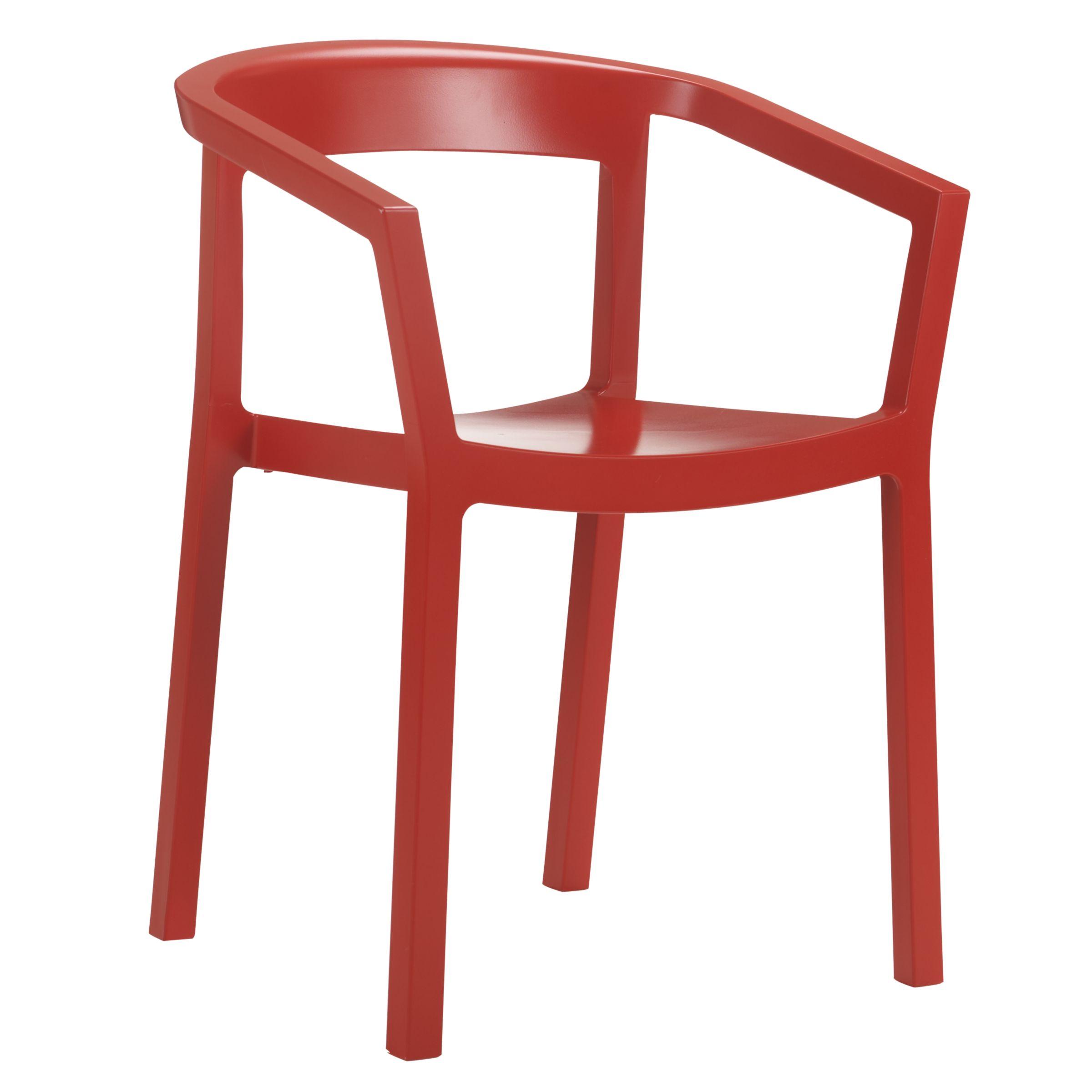 Resol Peach Chair, Chilli