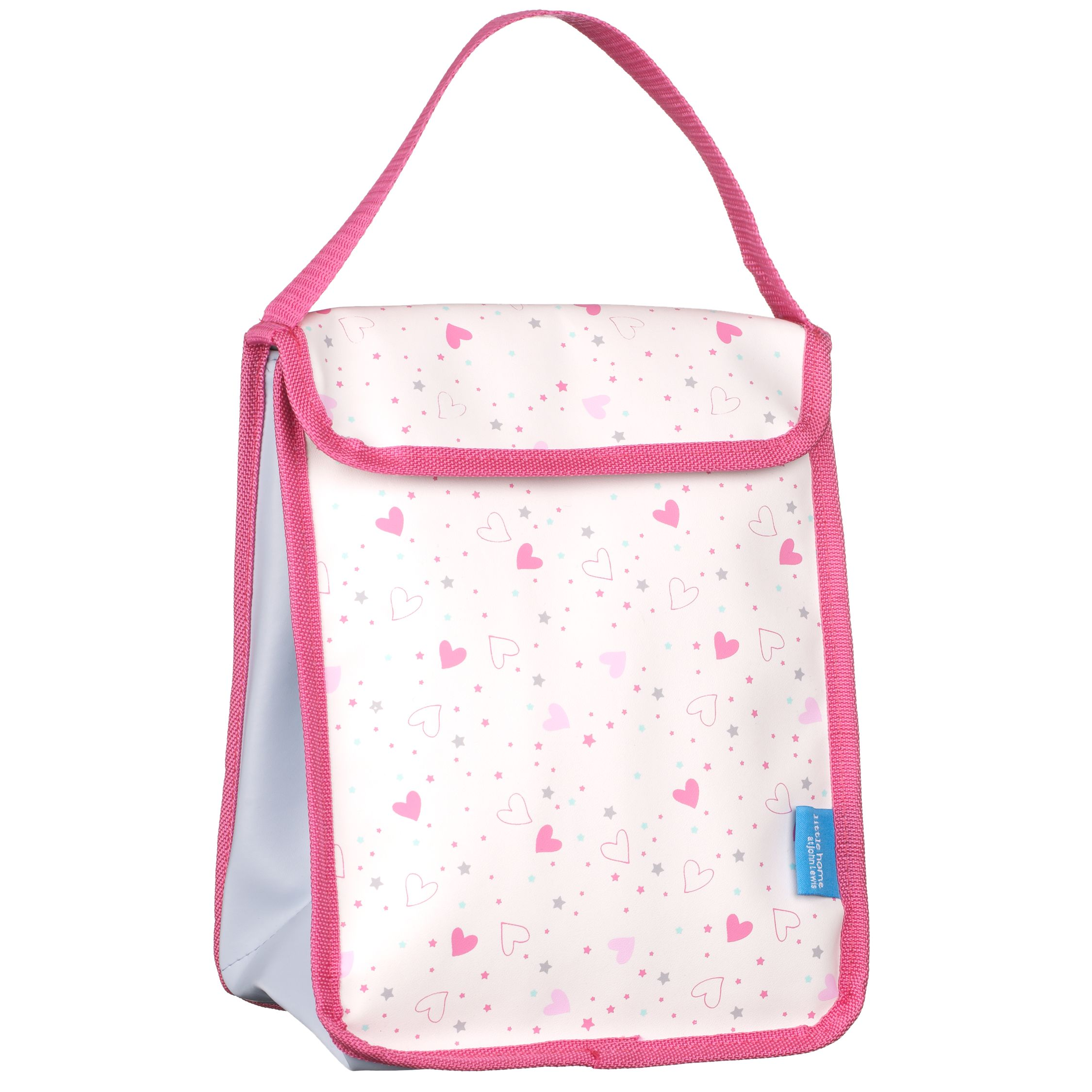 little home at John Lewis, Make a Wish, Insulated Lunch Bag