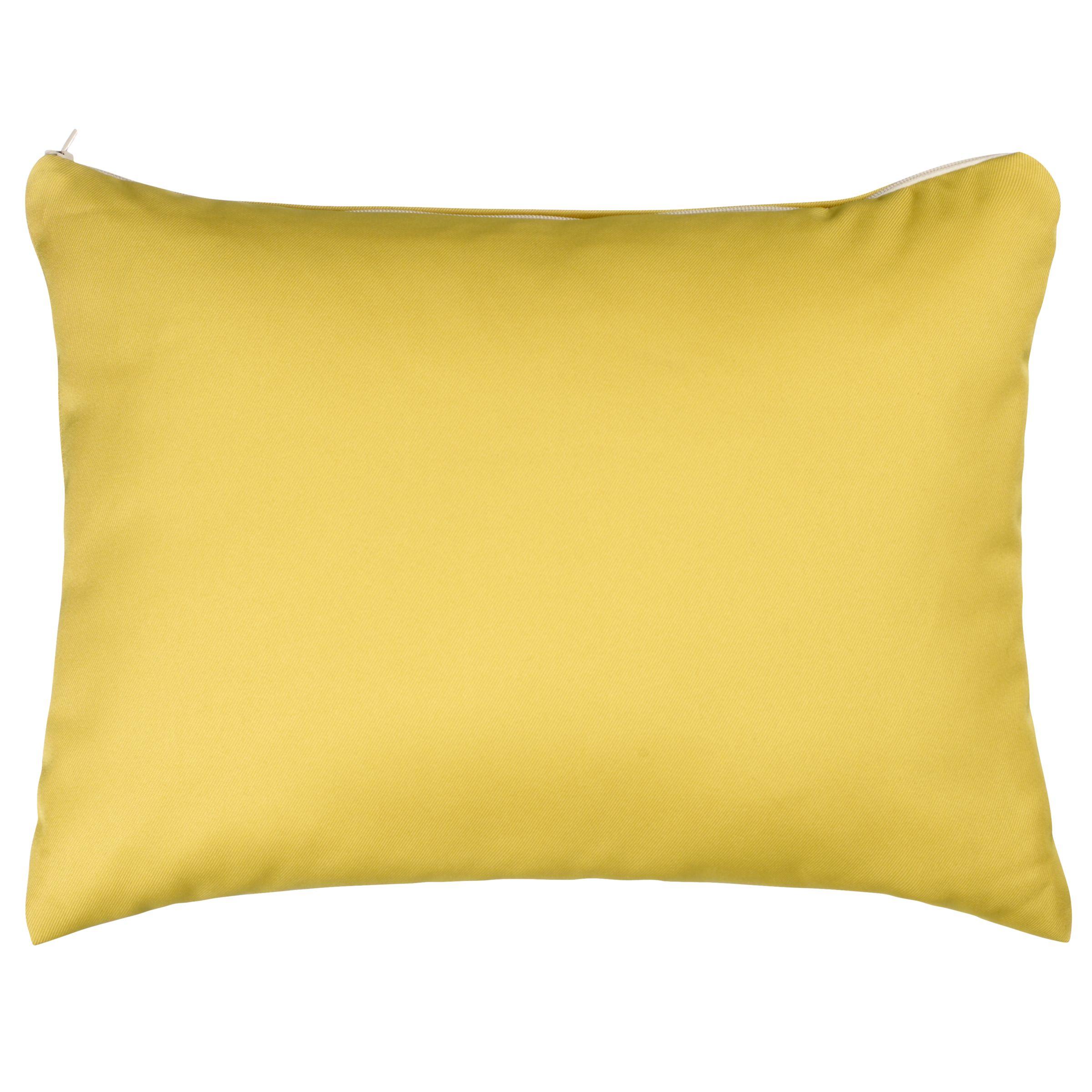 Rectangular Scatter Cushion, Citrine
