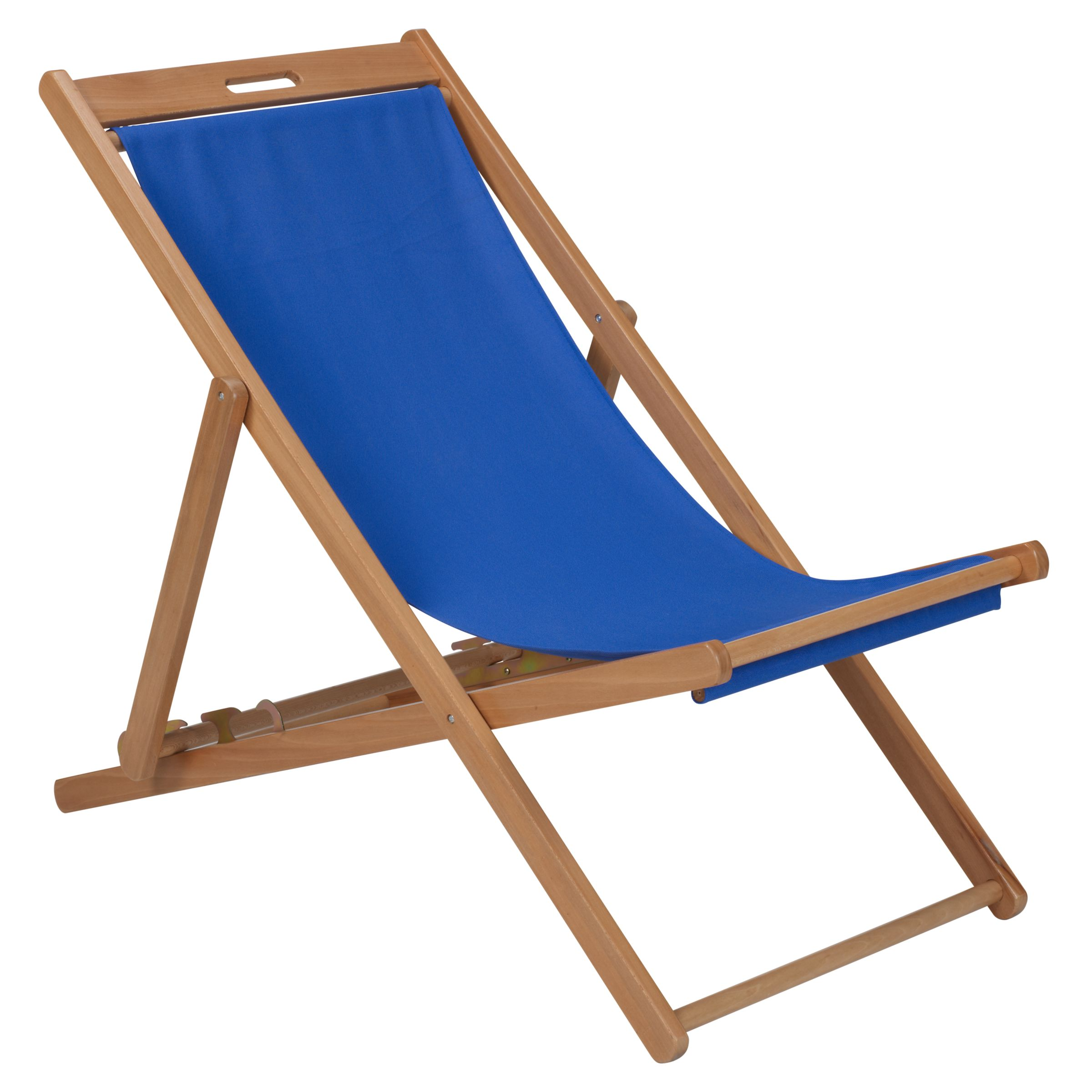 John Lewis Deckchair, Lapis