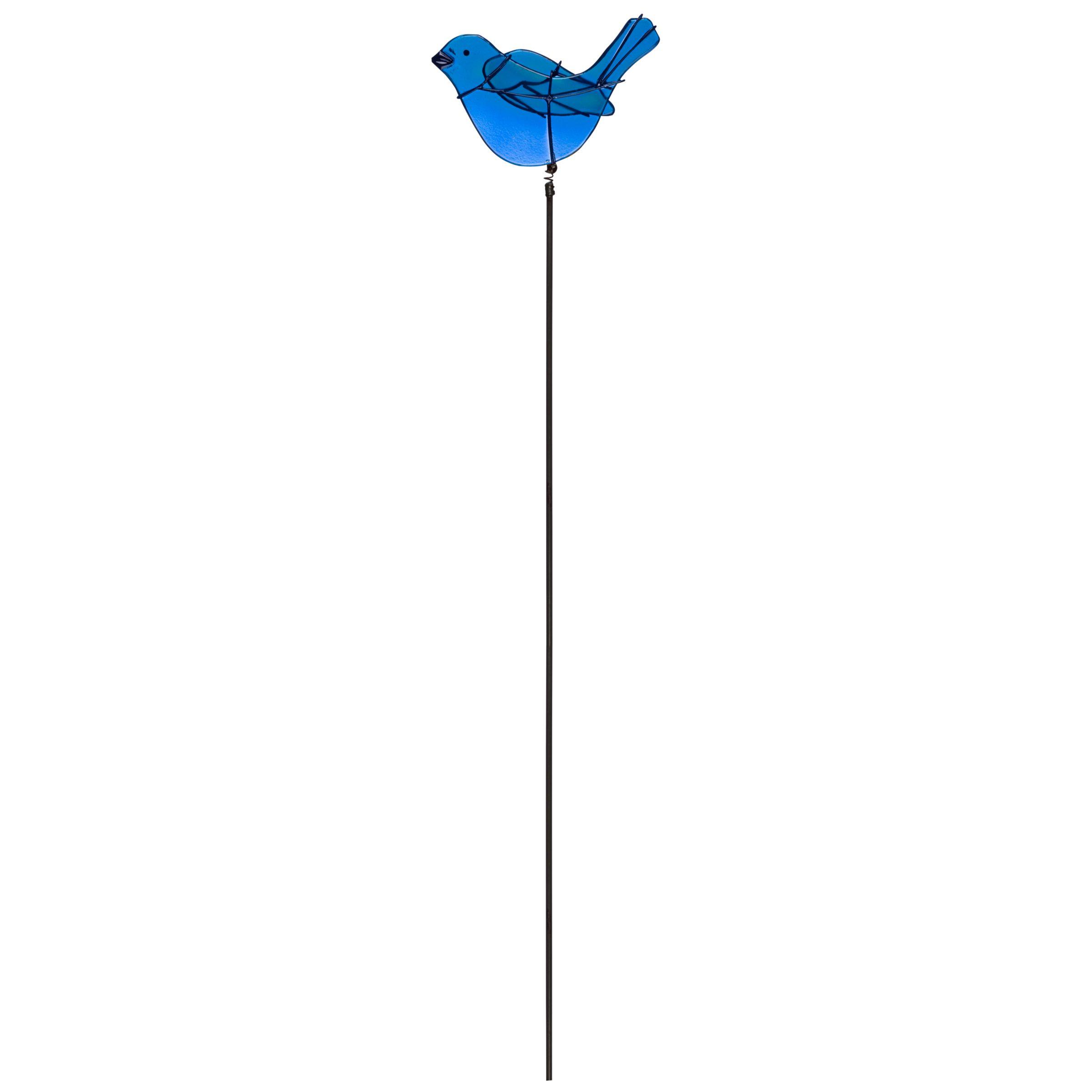 Bird On Stake Lapis