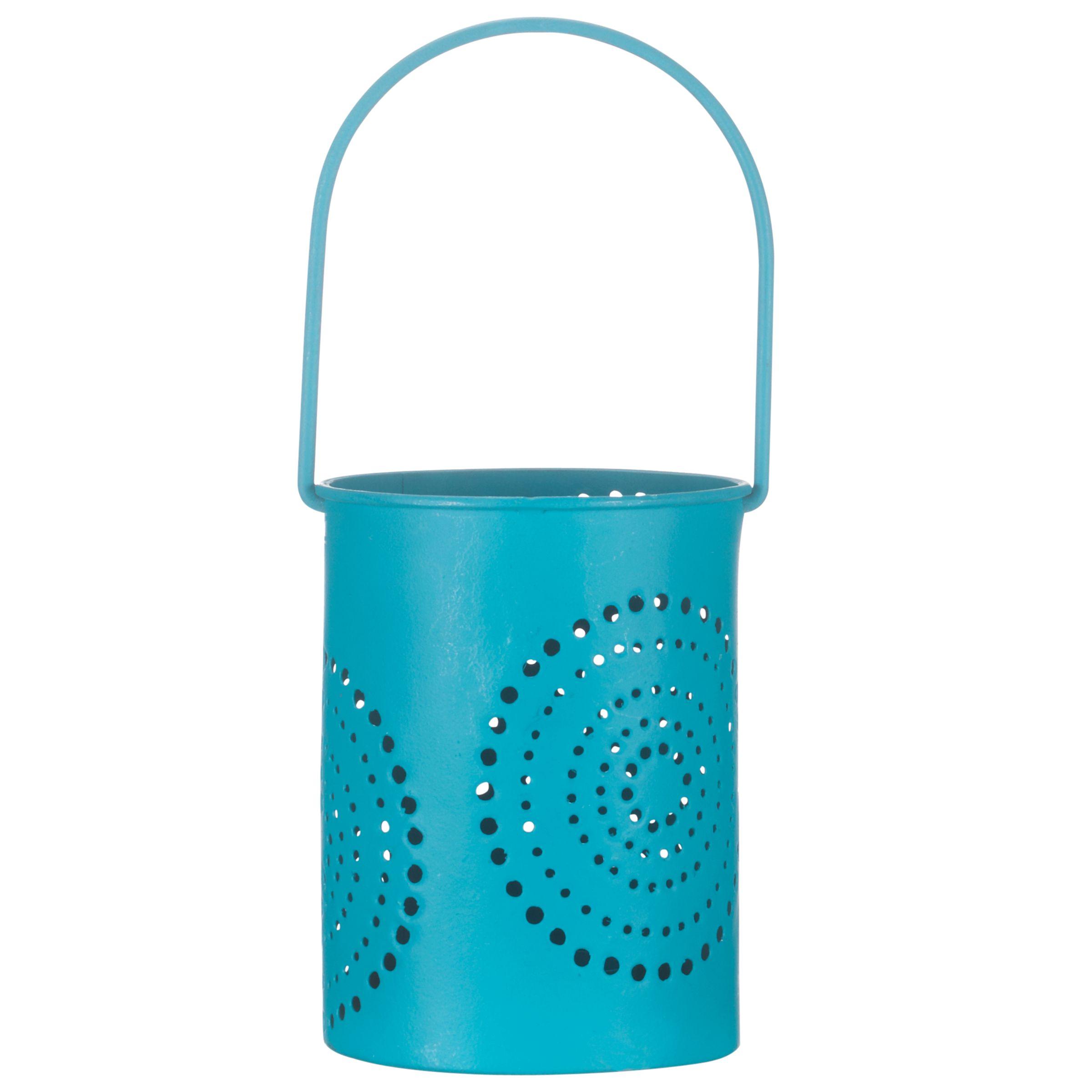 John Lewis Circle Lantern, Lapis