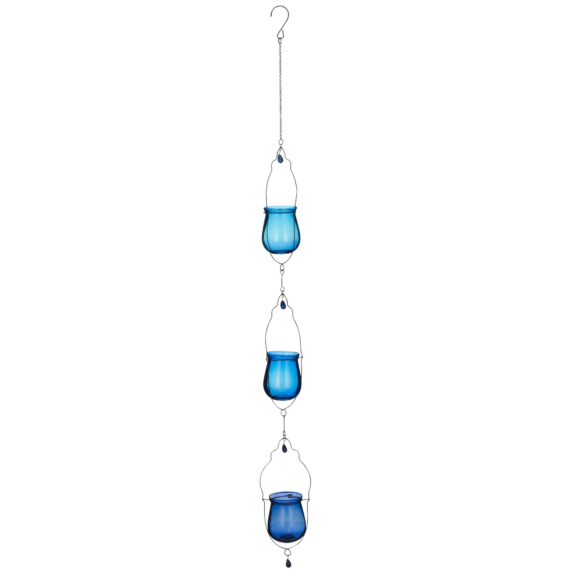 John Lewis Chain Hanging Lights, Multi