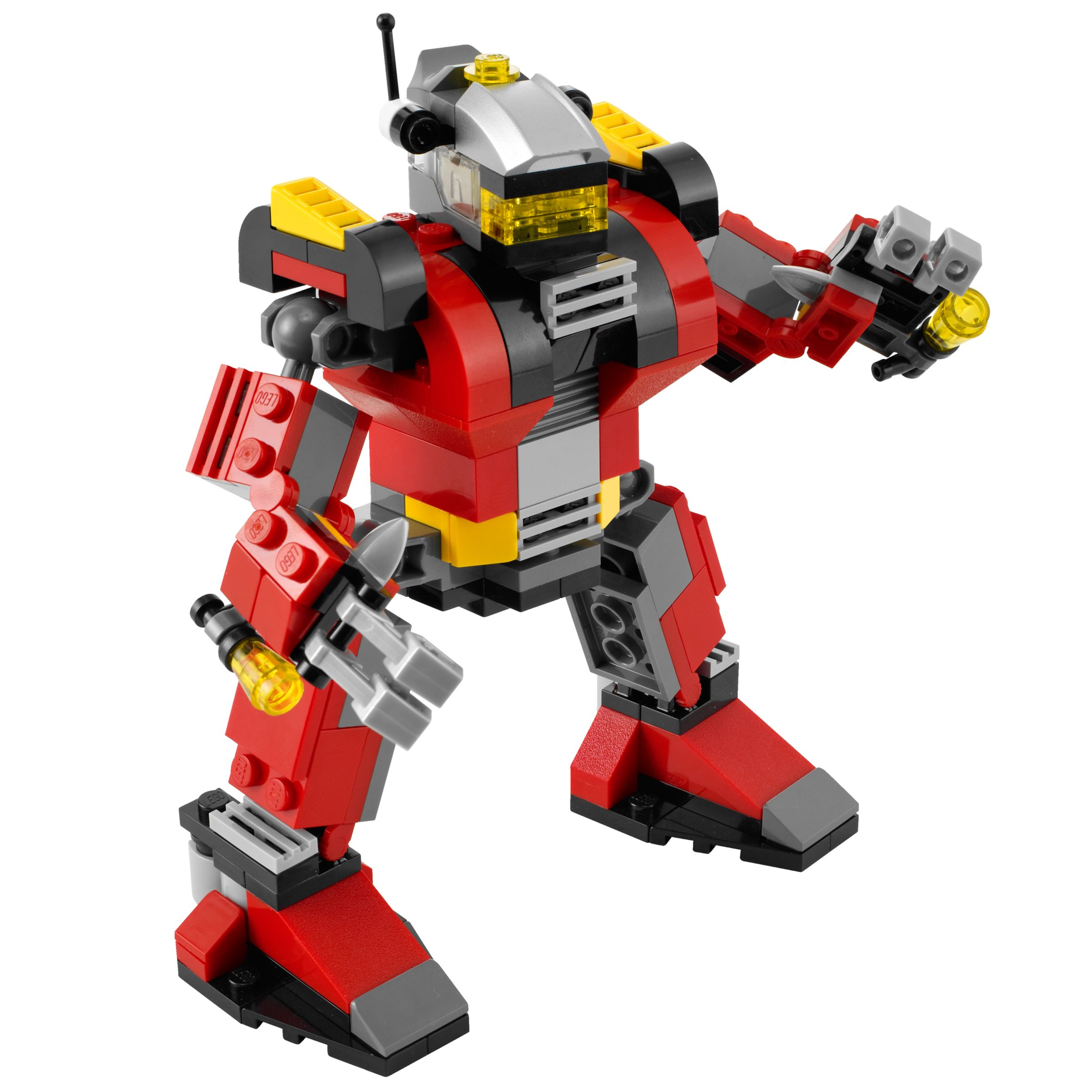 Lego Creator 3 in 1 Rescue Robot Building Kit