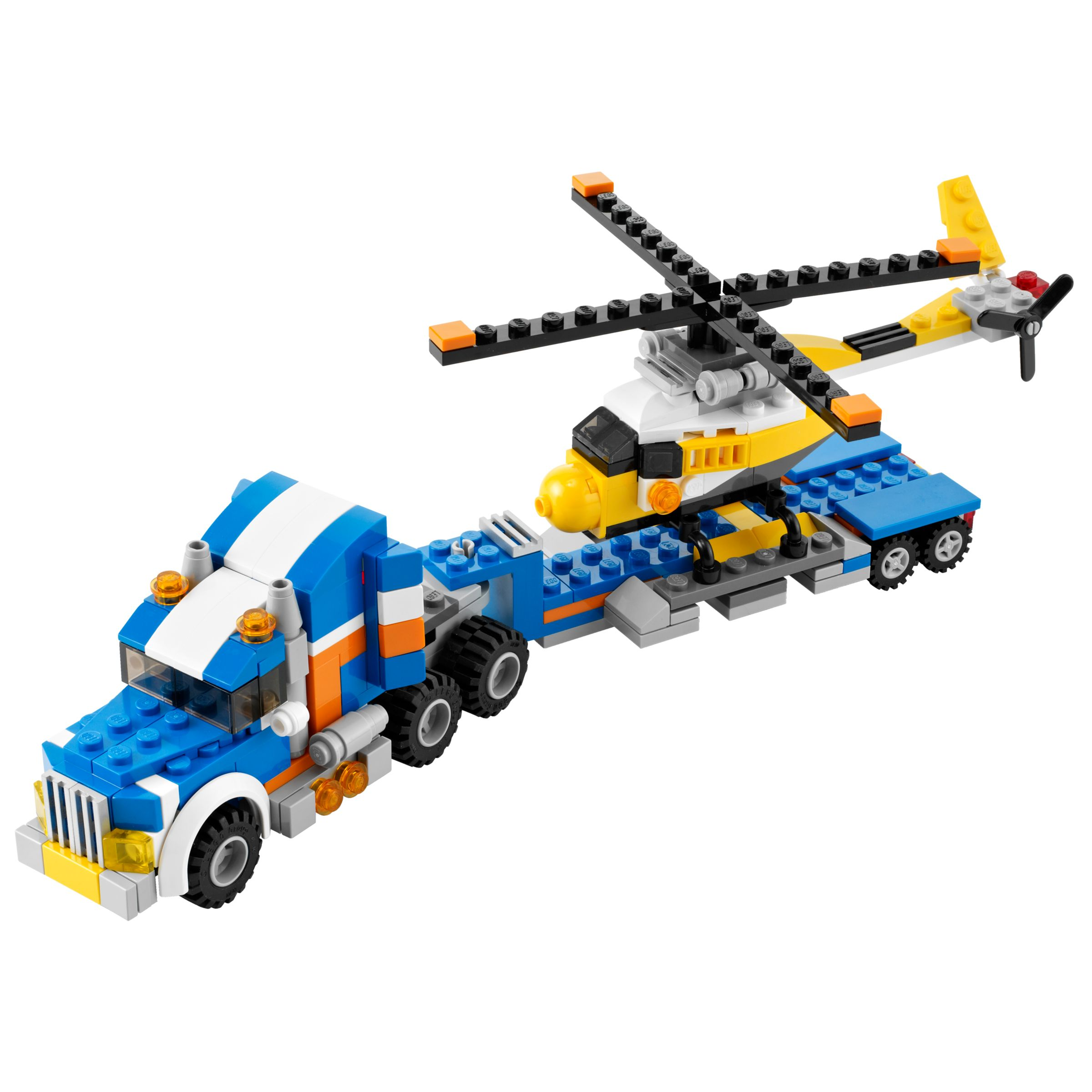 Lego Creator 3 in 1 Transport Truck Building Kit