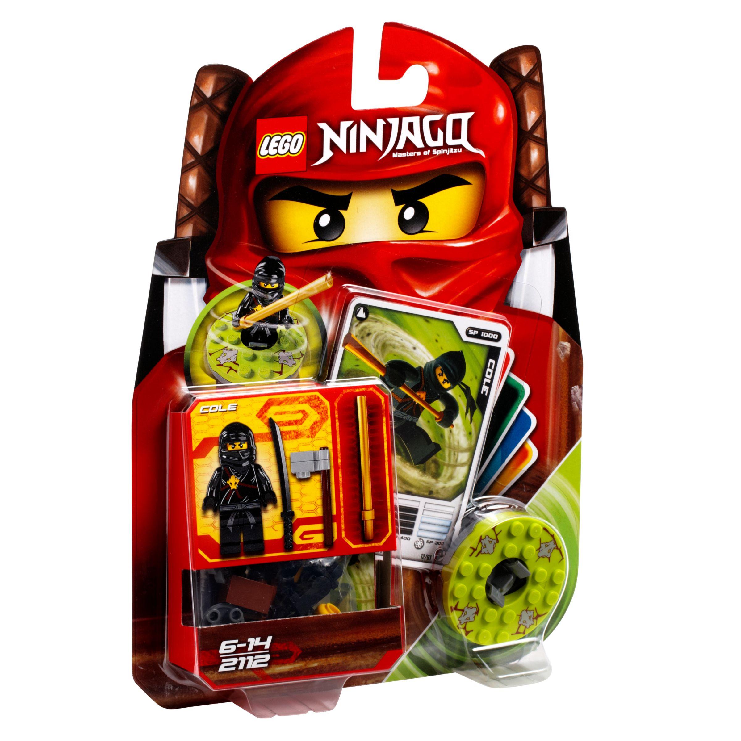 lego ninjago kai. Lego Ninjago Cole