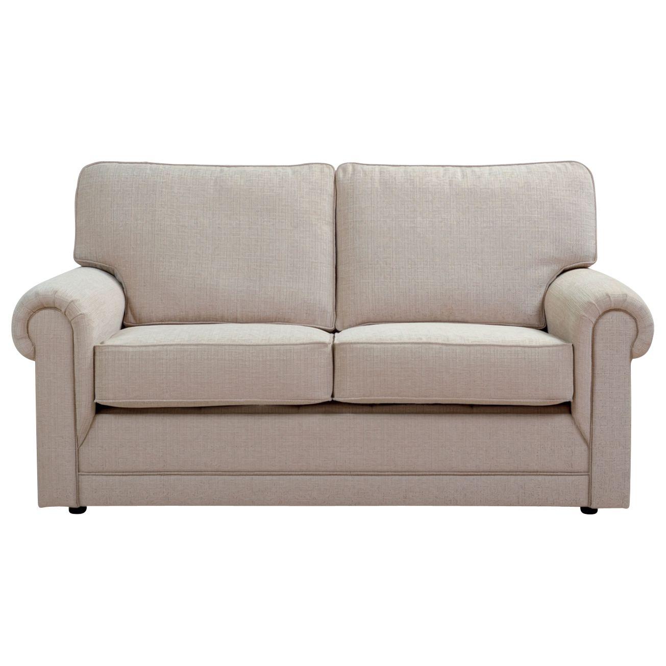 John Lewis Elgar Small Sofa Bed Pumice