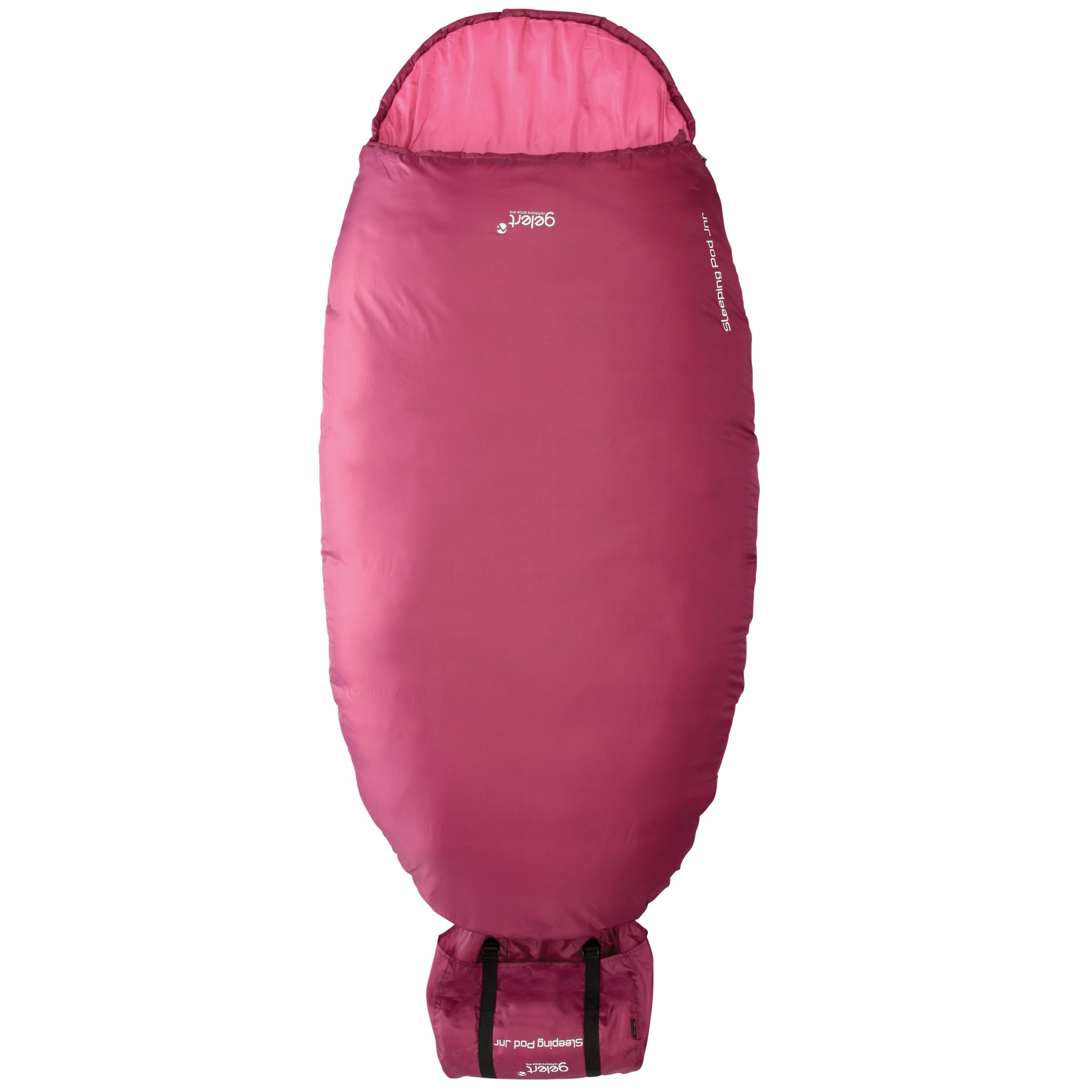 Sleeping Pod JNR Sleeping Bag, Purple