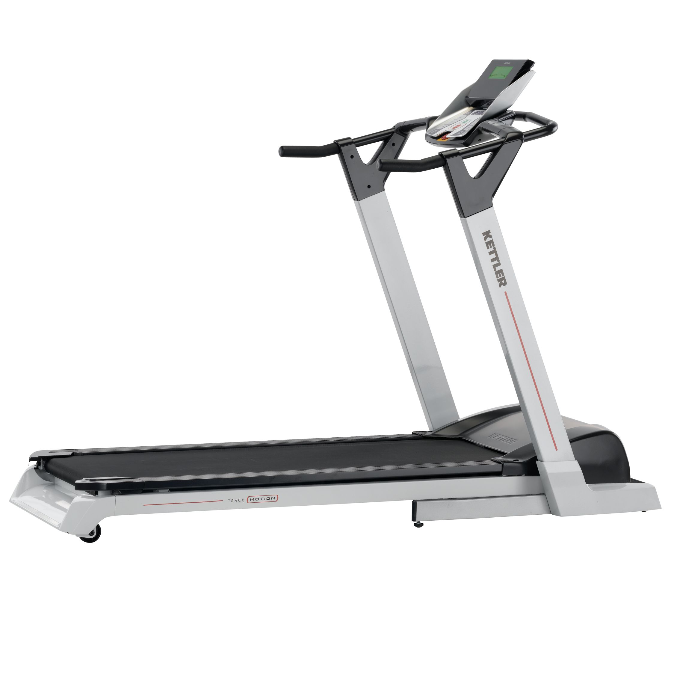 Track Motion Folding Treadmill