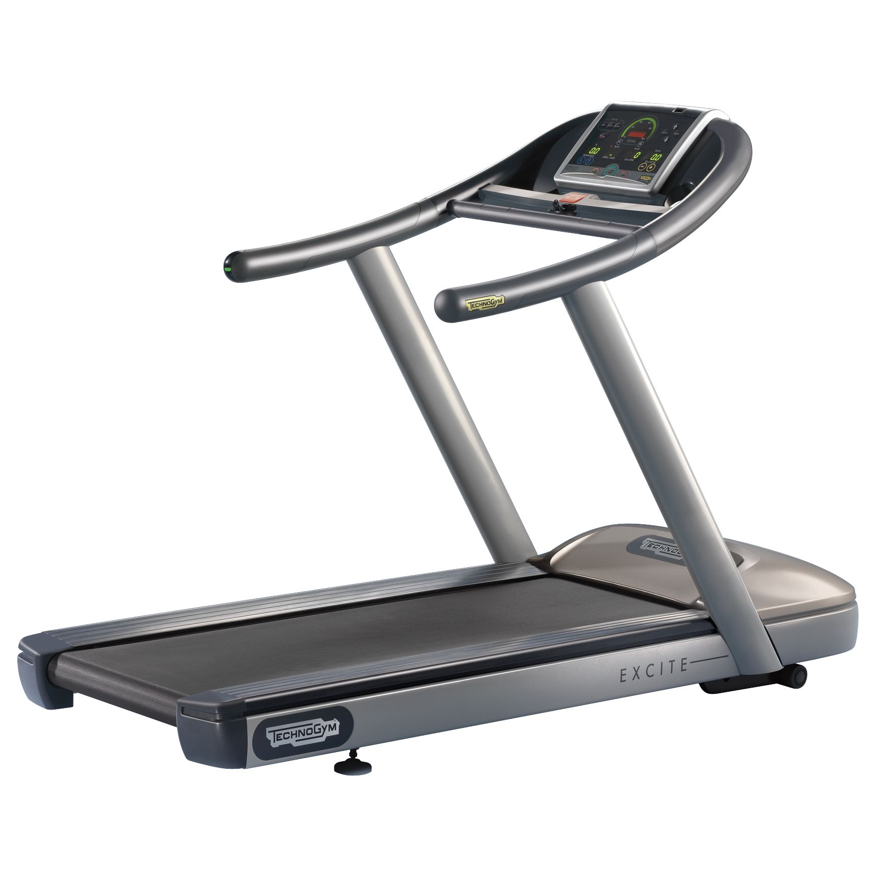 Technogym jog now 700 led treadmill review compare for Technogym all in one