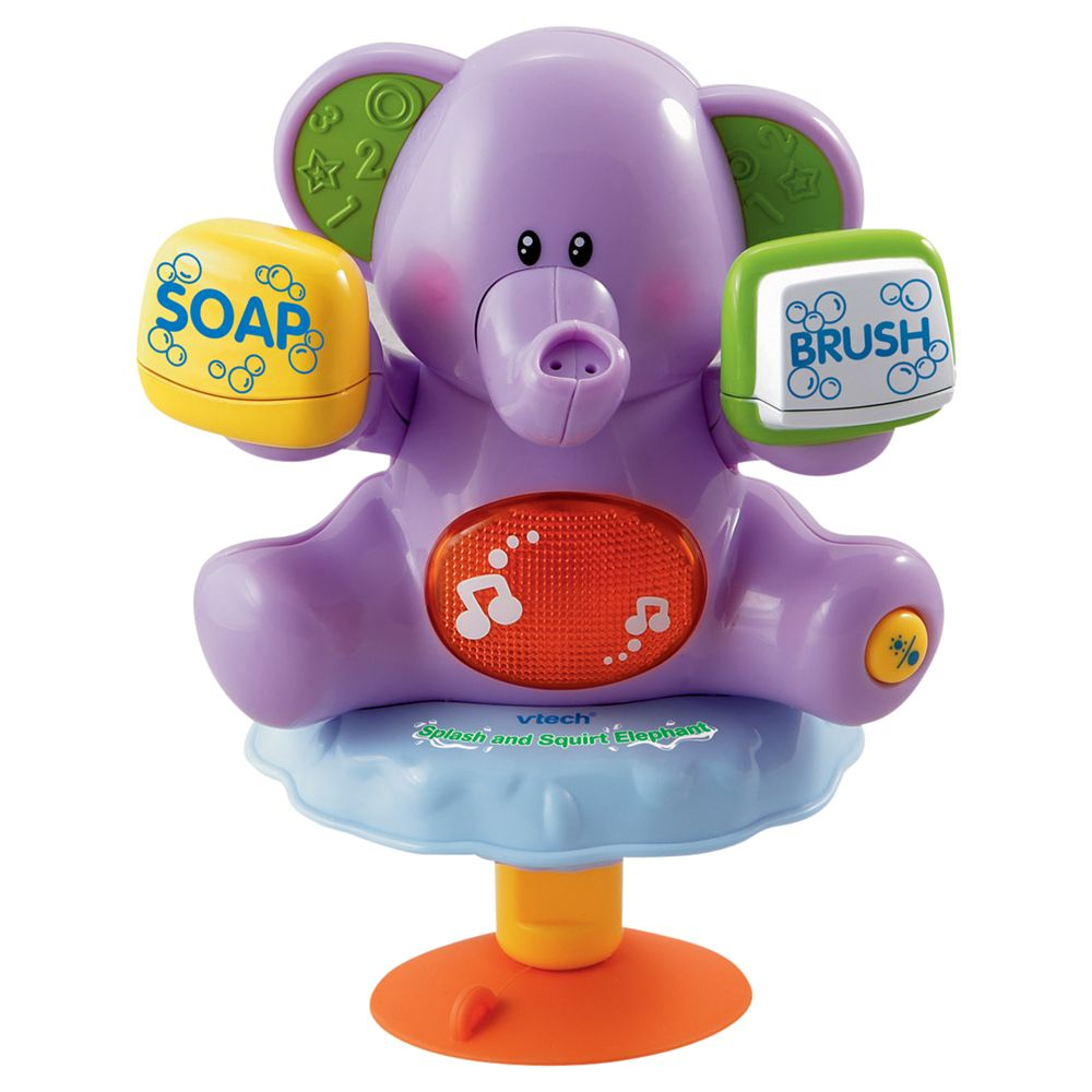 VTech Splash & Squirt Elephant