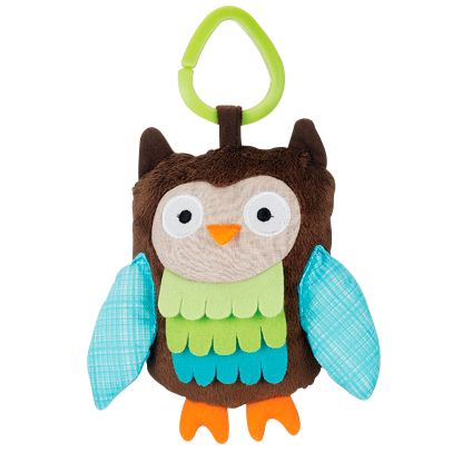 Skip Hop Tree Top Owl Pram Toy