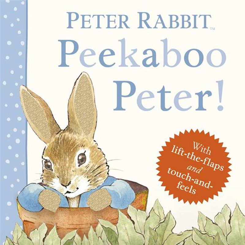 Peter Rabbit: Peekaboo, Peter!
