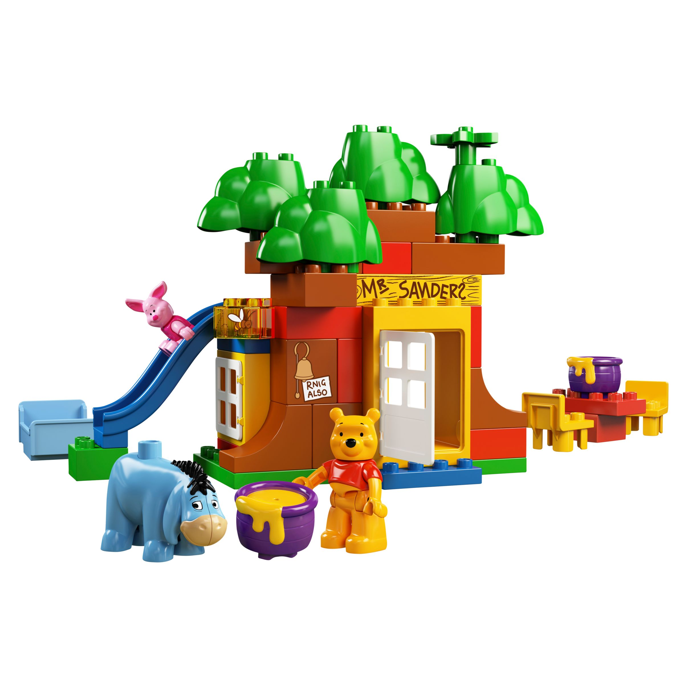 Lego Duplo Winnie the Pooh: Poohs House
