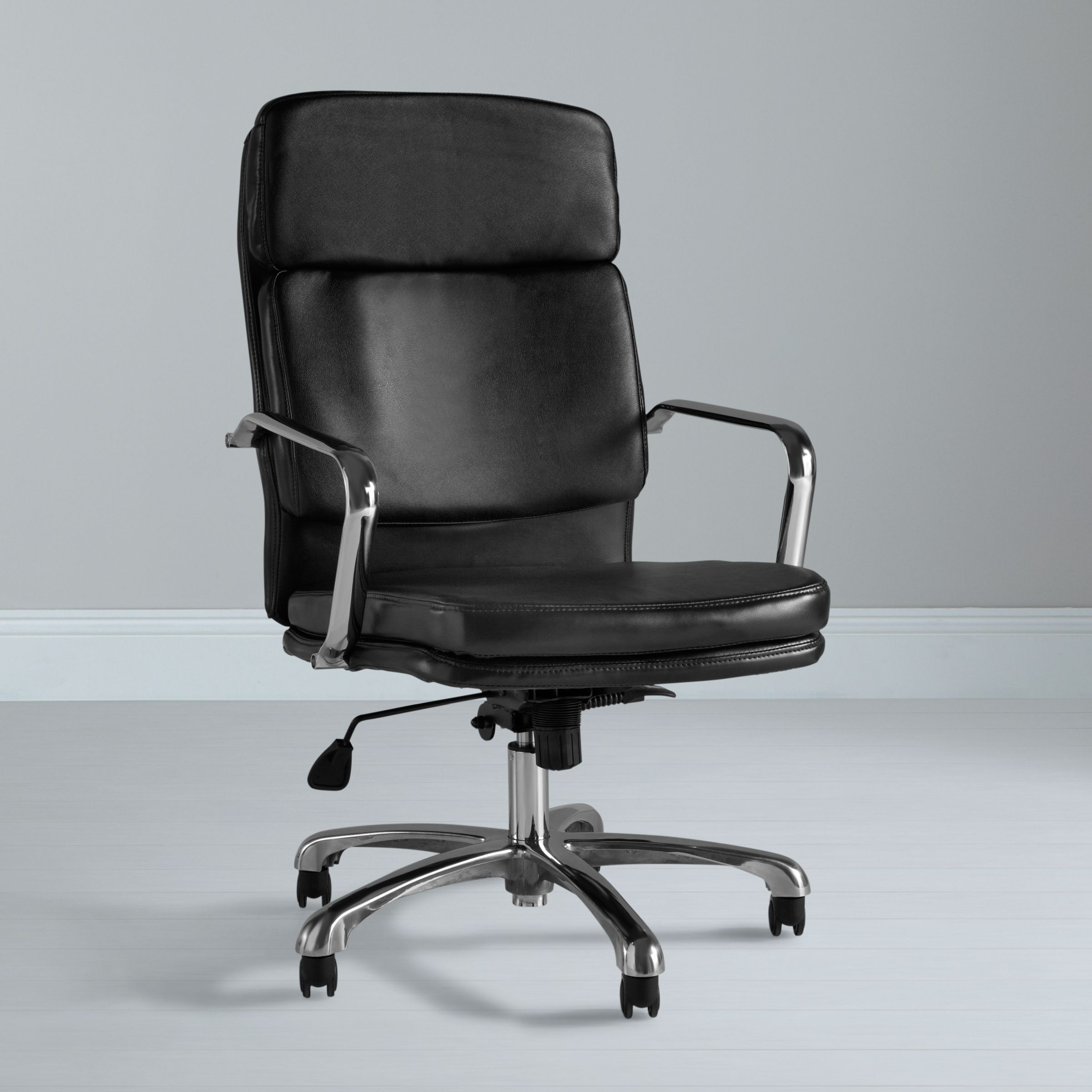 John Lewis Amy Office Chair, Brown