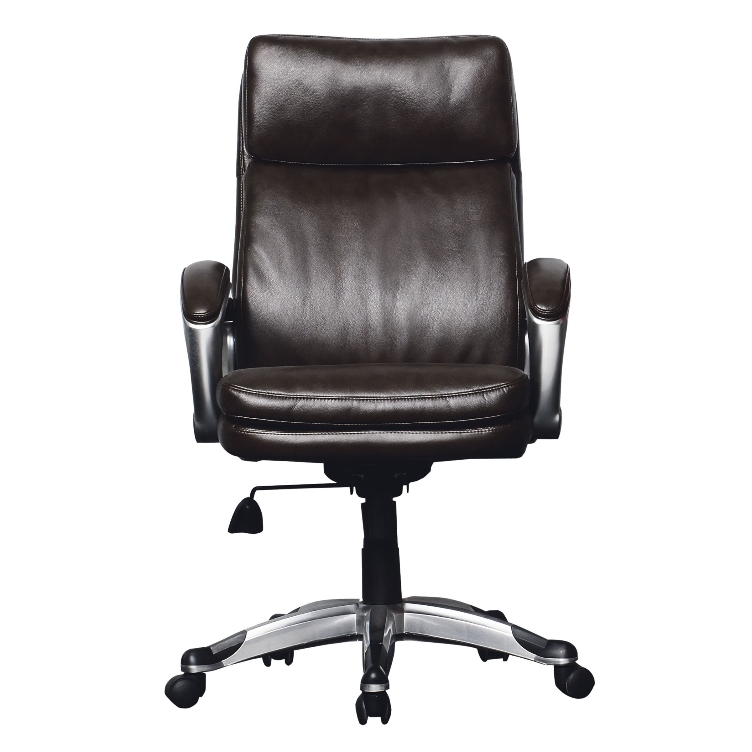 John Lewis Harrison Office Chair, Savage Cocoa