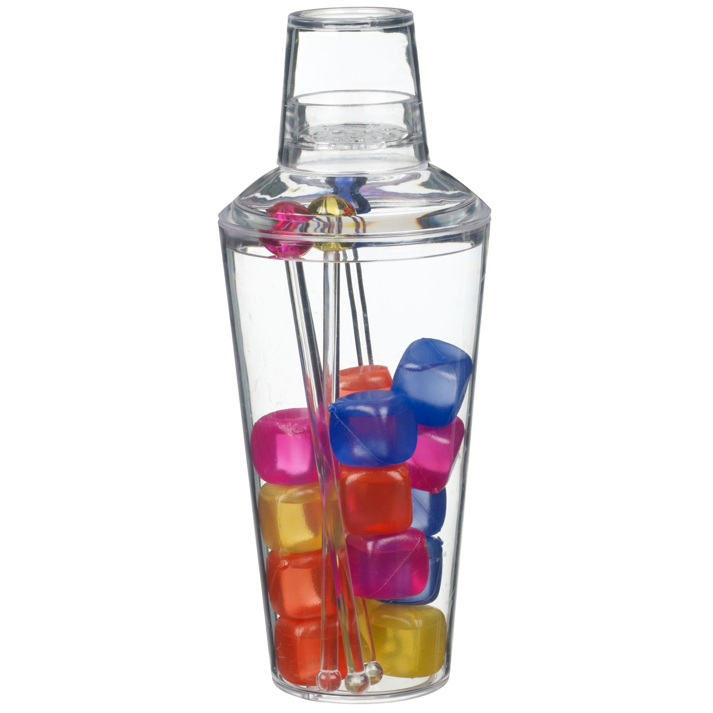 John Lewis Brights Cocktail Shaker