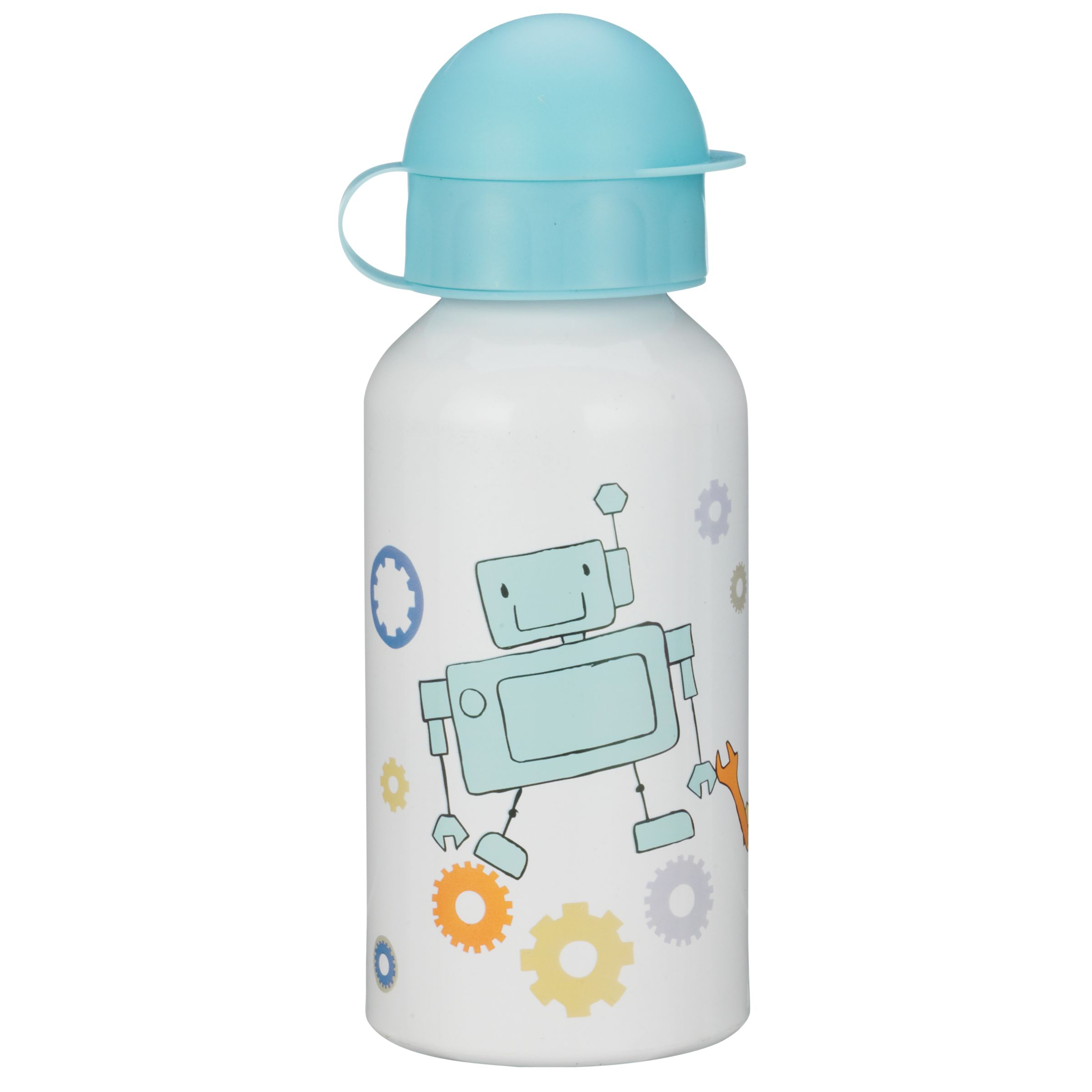 little home at John Lewis, Robots and Rivets, Bottle