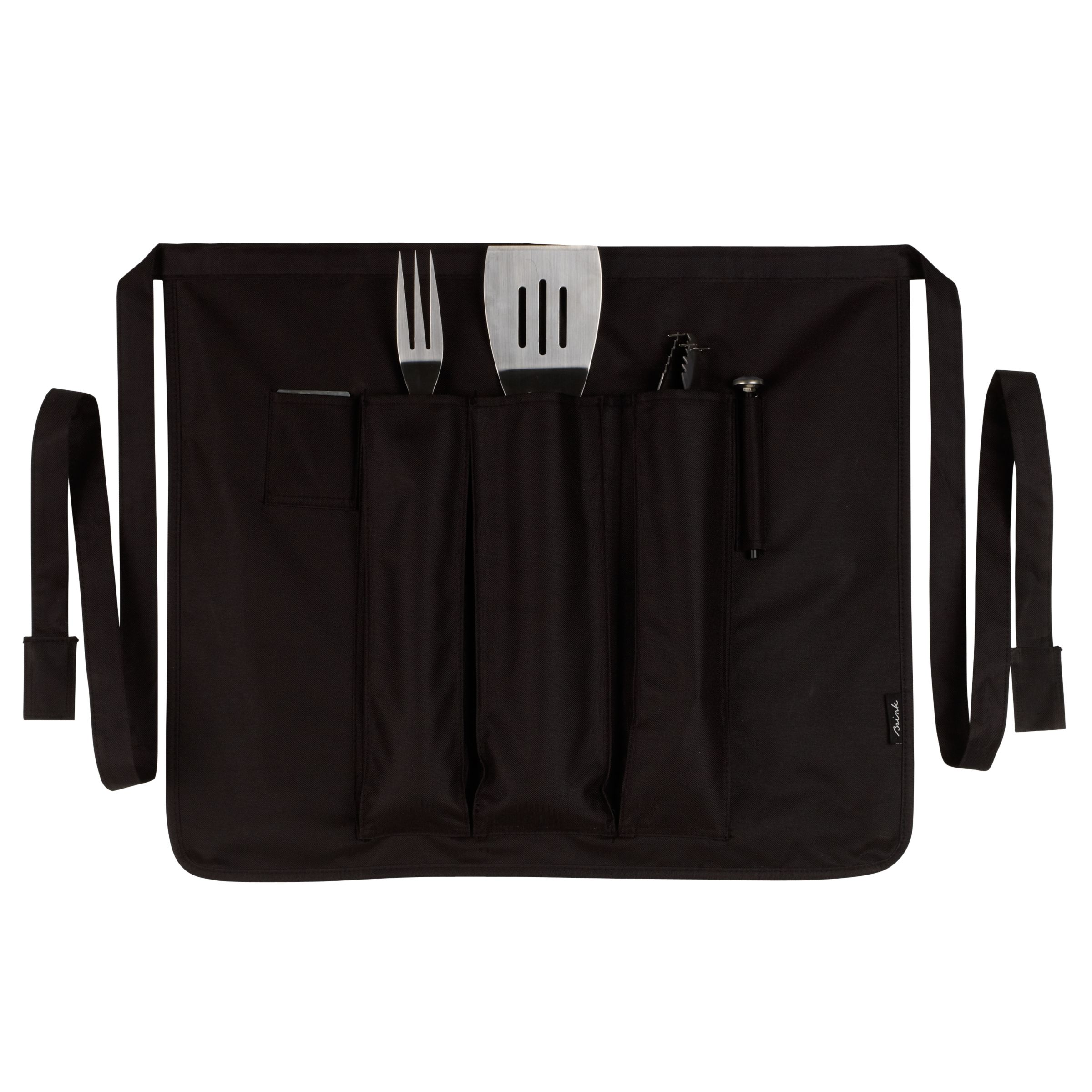 John Lewis Barbecue Apron with Utensils