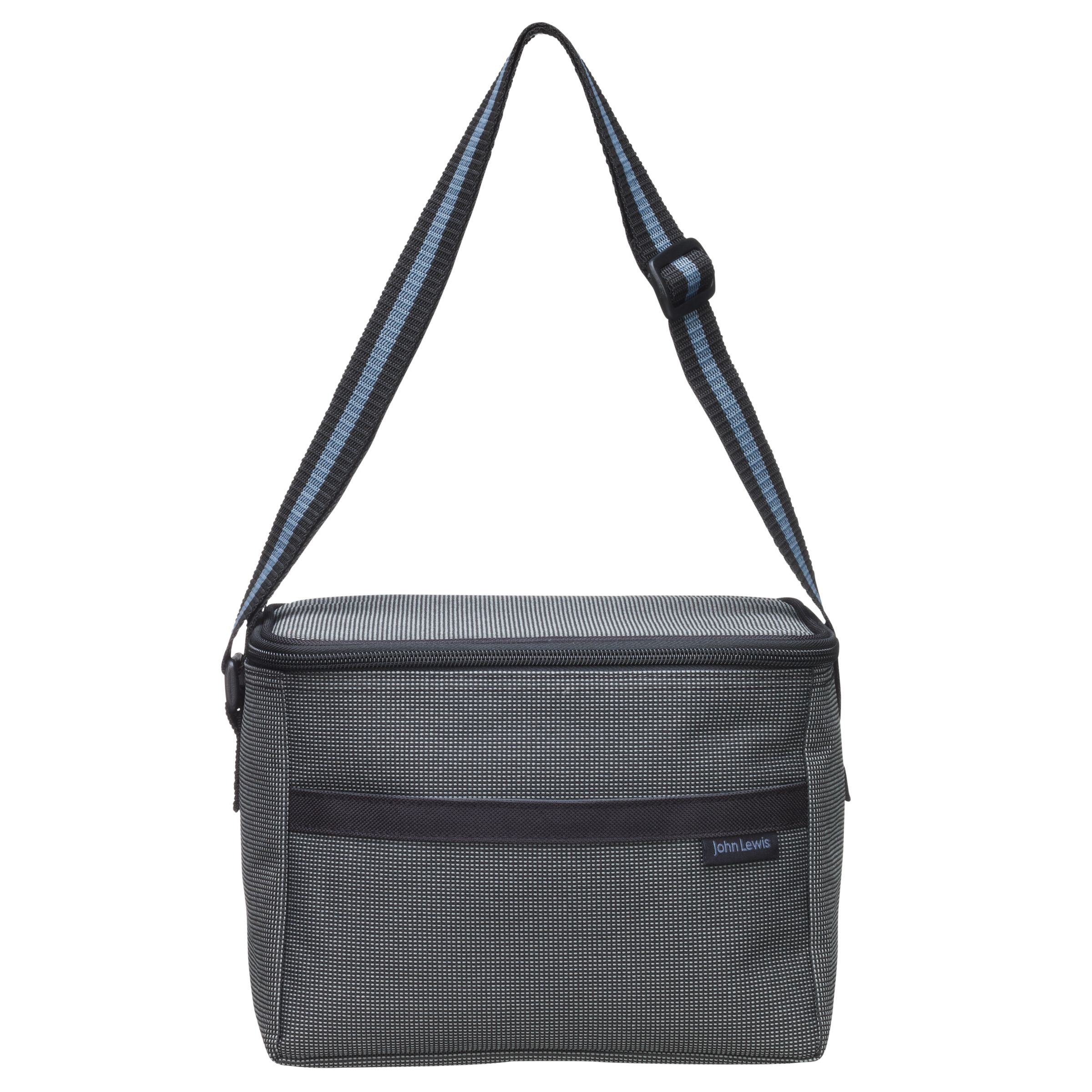 John Lewis Personal Coolbag, Charcoal