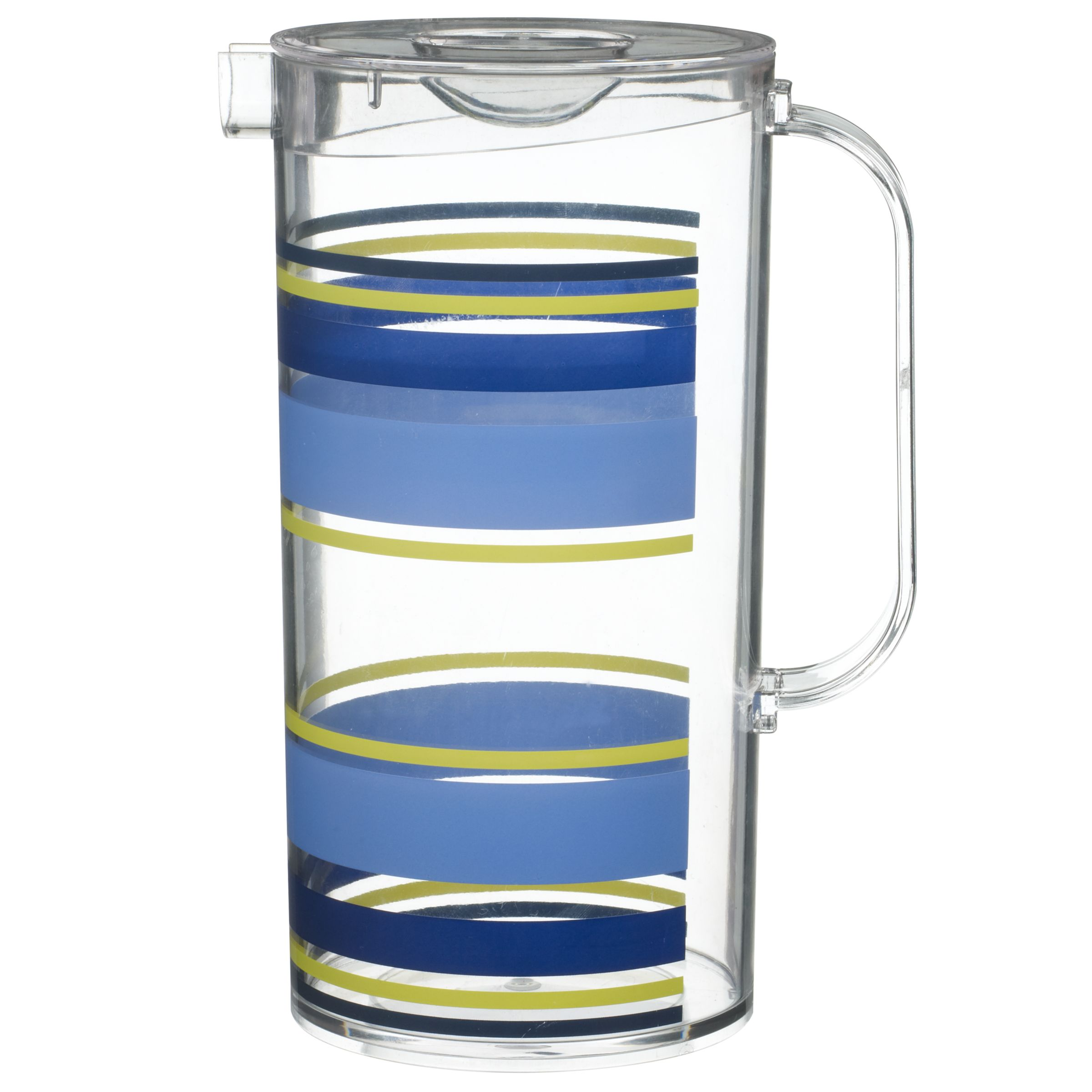 John Lewis Woodland Stripe Pitcher