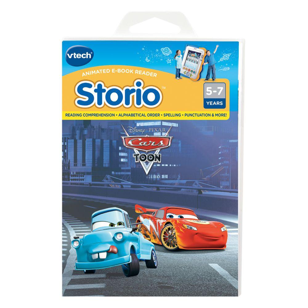 VTech Storio Cars 2 Game