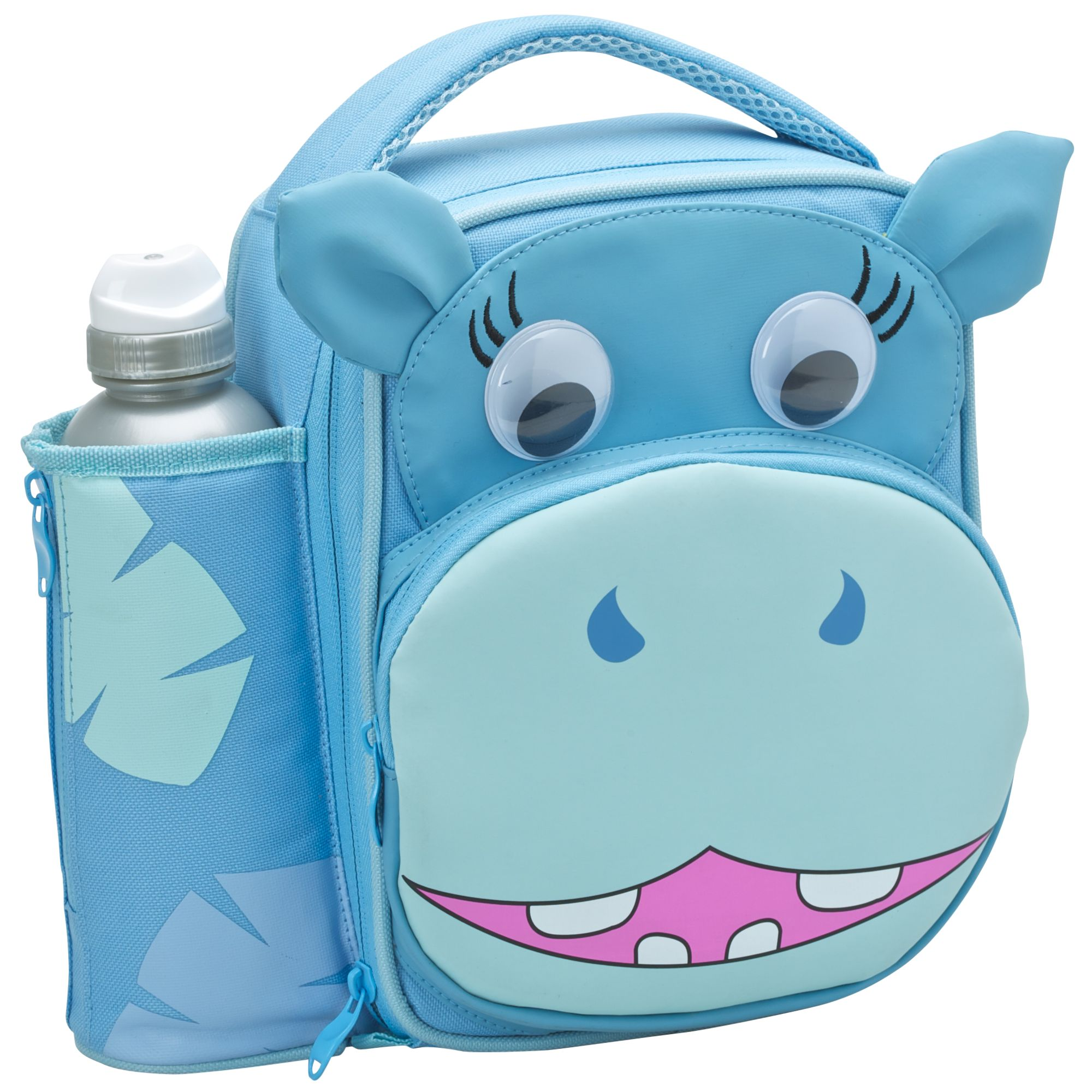 little home at John Lewis Hippo Lunchbag and Bottle