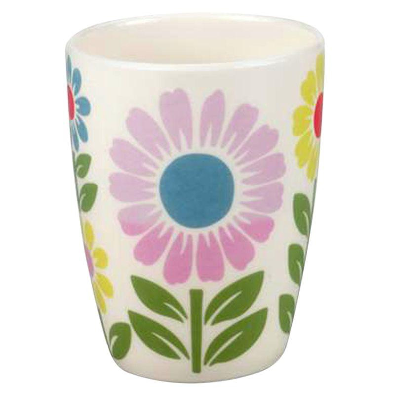 Cath Kidston Daisy Pop Cups, Set of 4
