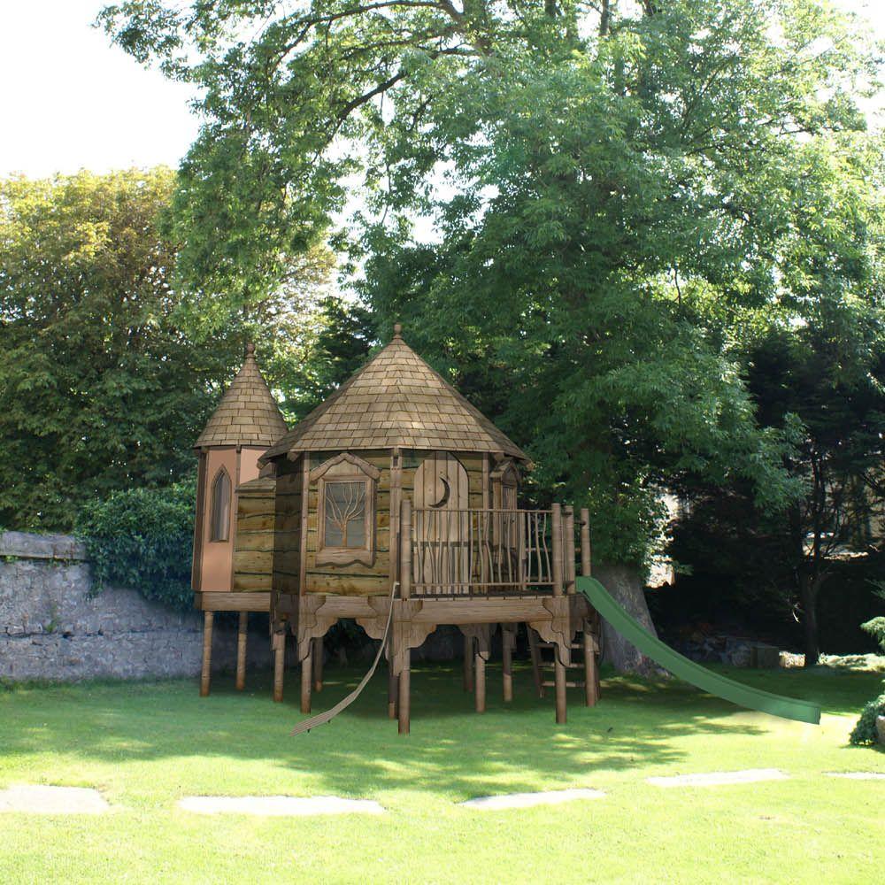 D2c Prince Tree House
