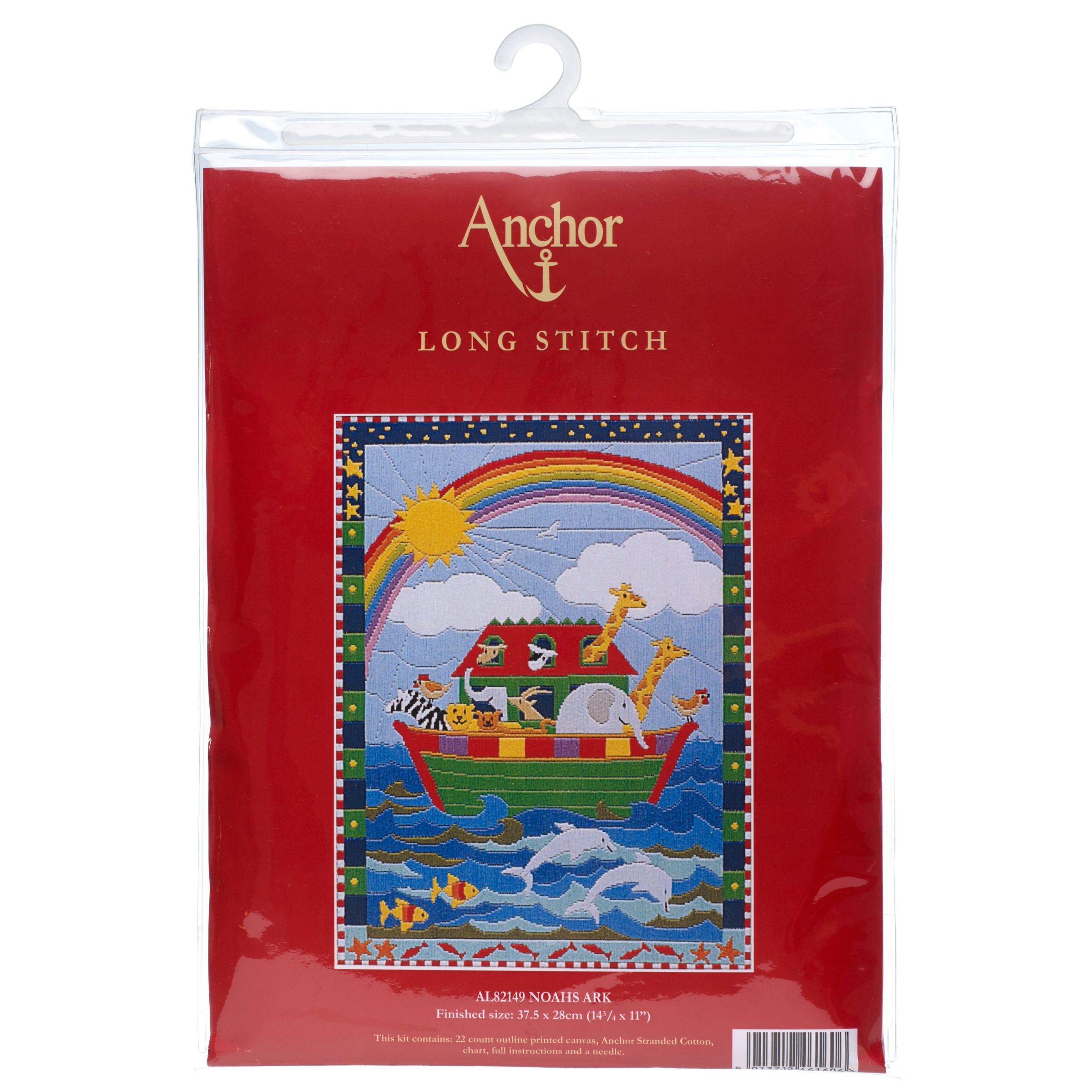 Anchor Noah's Ark Long Stitch Kit