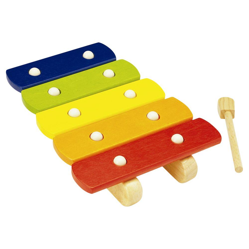 John Lewis Wooden Xylophone