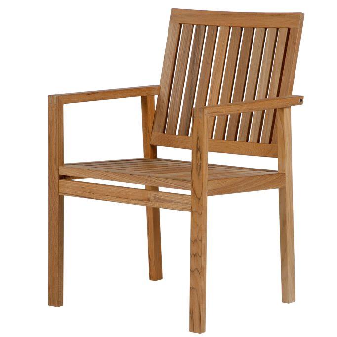 Barlow Tyrie Linear Outdoor Armchair