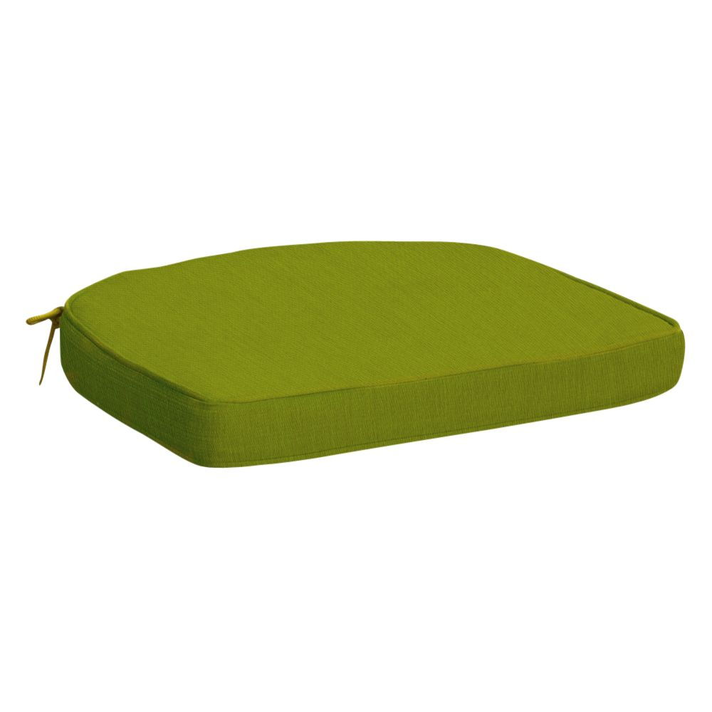 RHS Tulipamania Chair Cushion, Spring Green