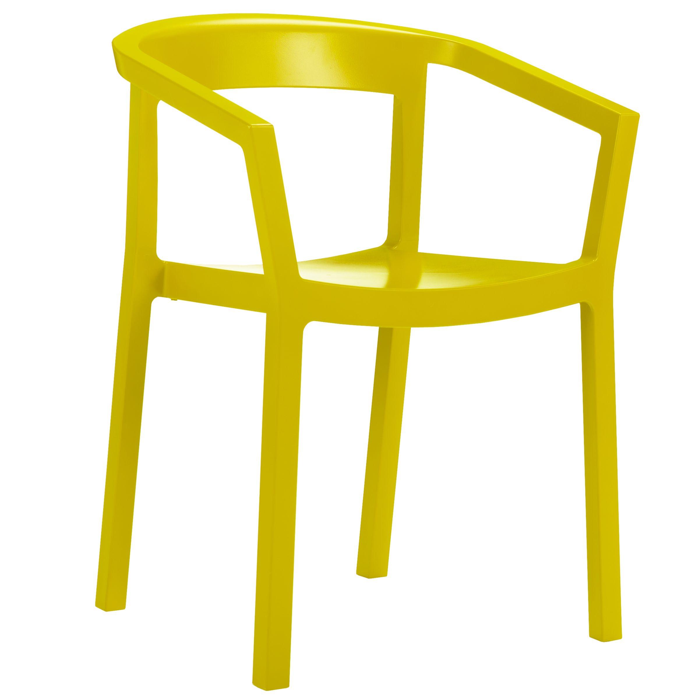 Resol Peach Chair, Citrine