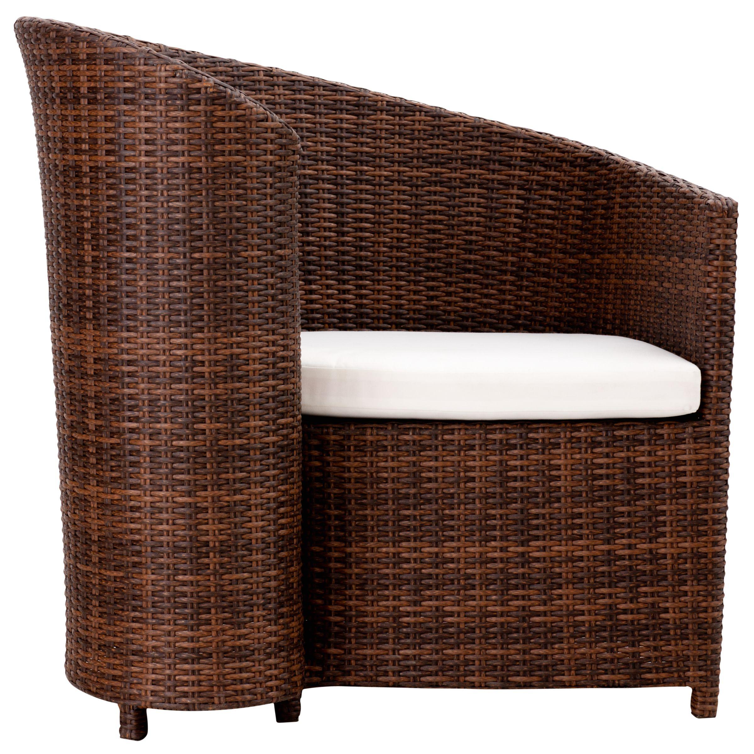 John Lewis Swirl Outdoor Chair