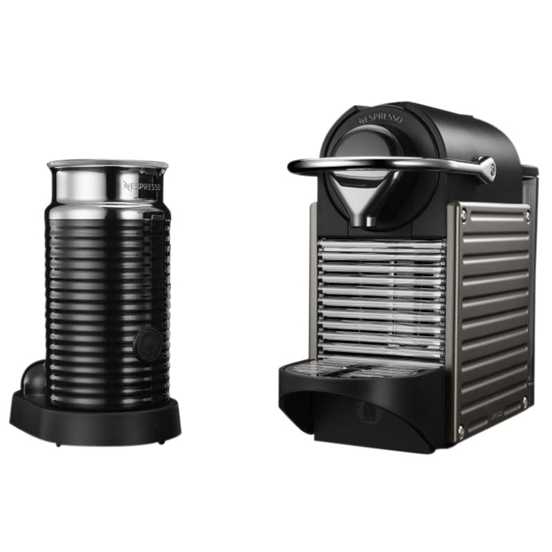 nespresso by krups xn300540 pixie coffee pod systems. Black Bedroom Furniture Sets. Home Design Ideas