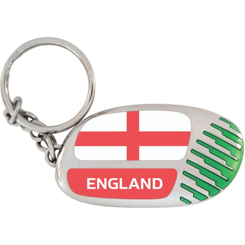 Rugby World Cup Country Collection England Keyring