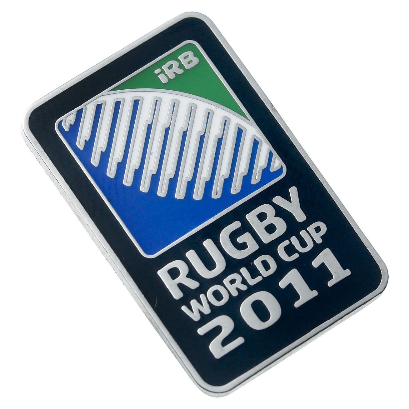 Rugby World Cup Logo Pin Badge