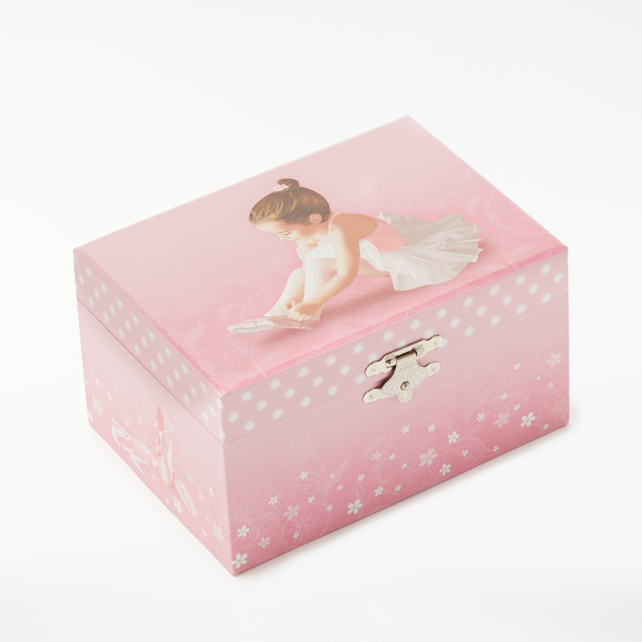 John Lewis Ballerina Jewellery Box, Small