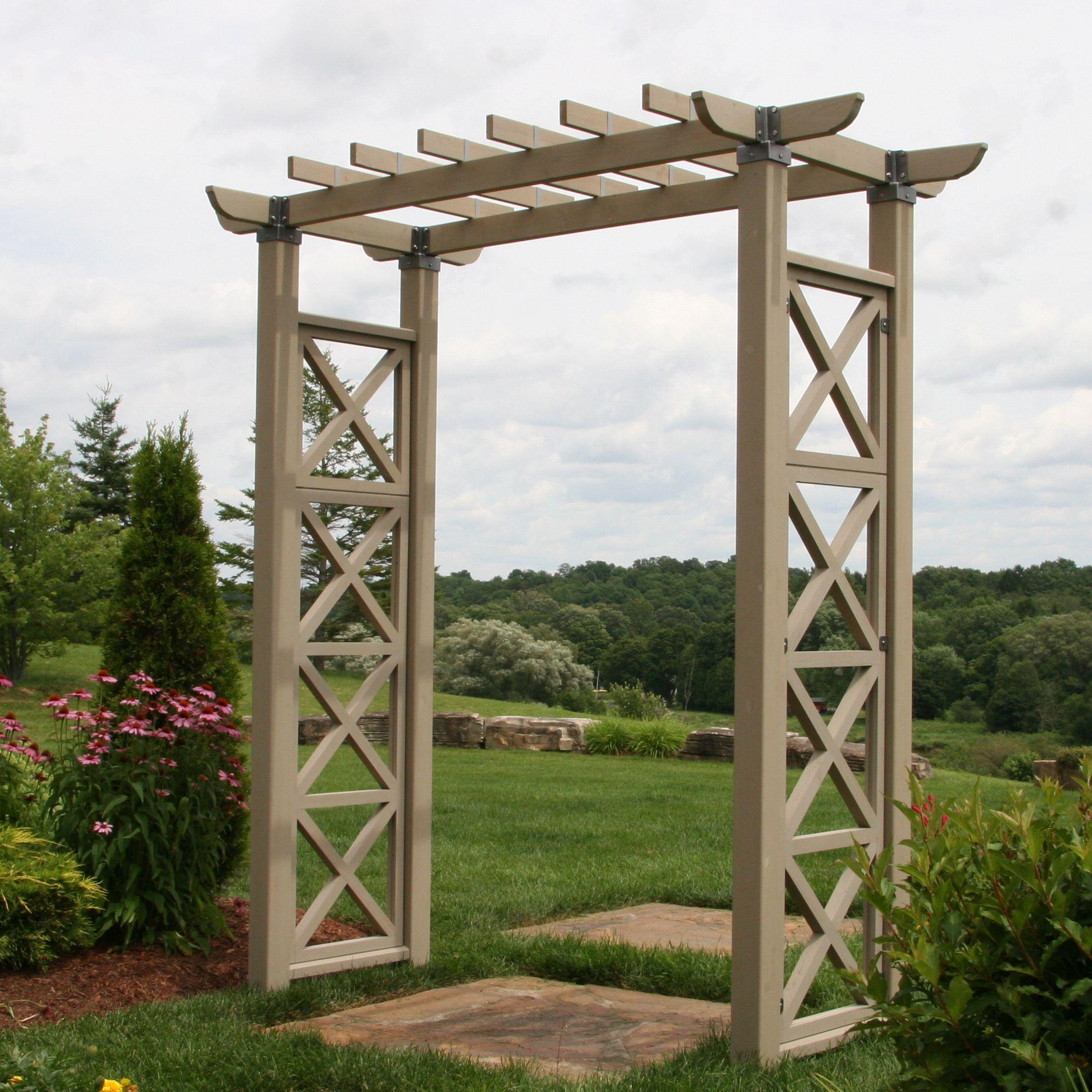 Yardistry Suffolk Garden Arch