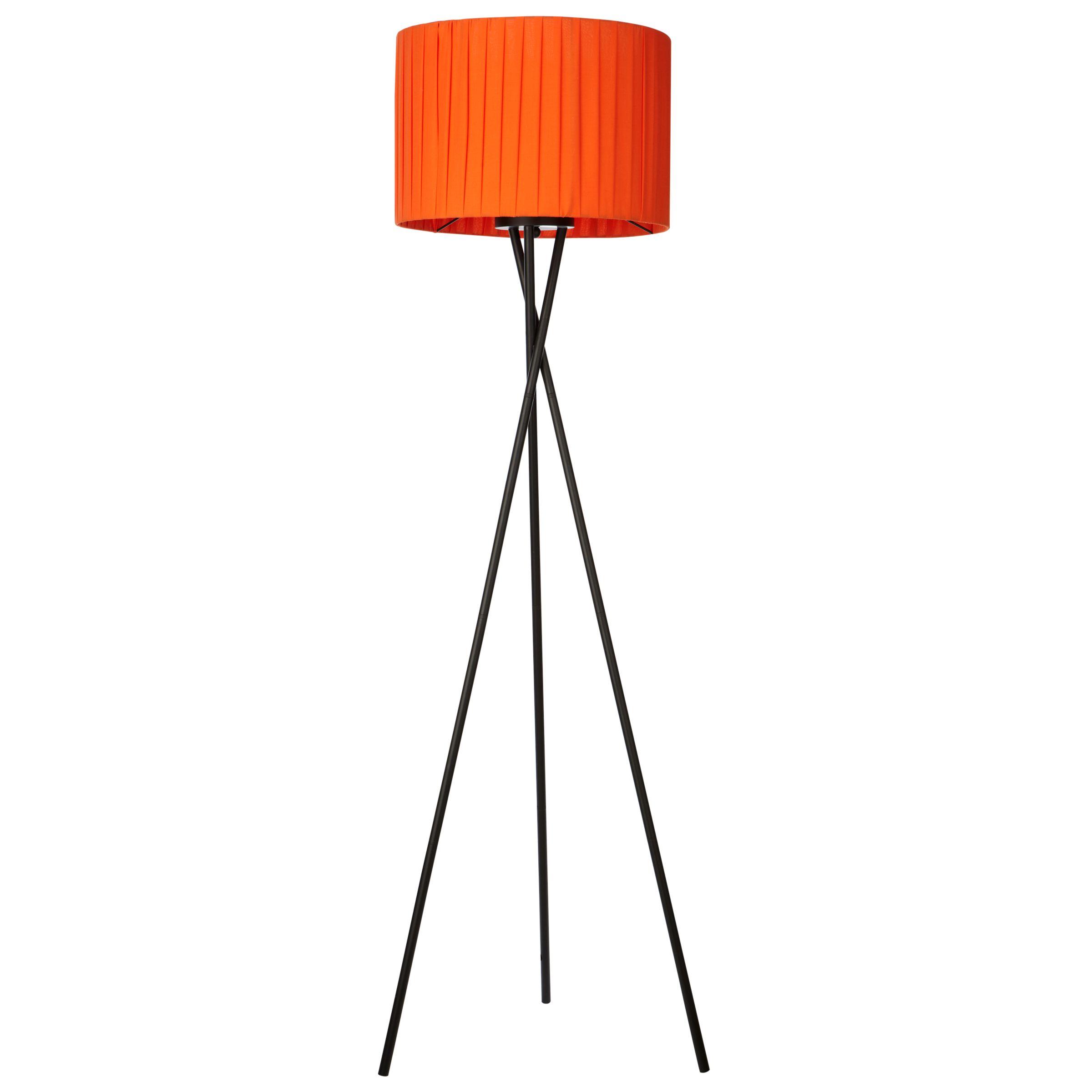 floor lamp shade orange best inspiration for table lamp
